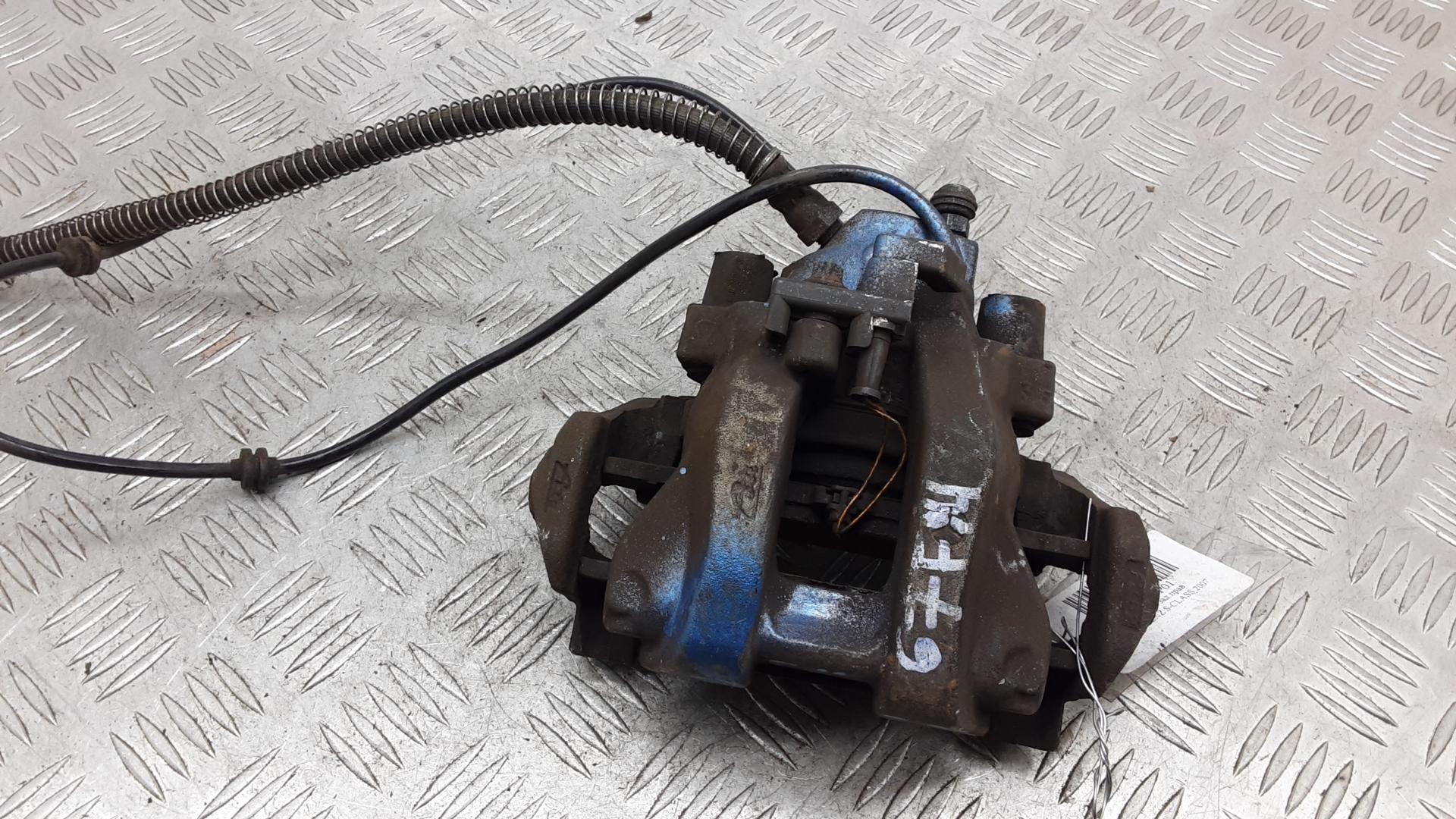 Суппорт тормозной задний правый, MERCEDES BENZ, S-CLASS W221, 2008