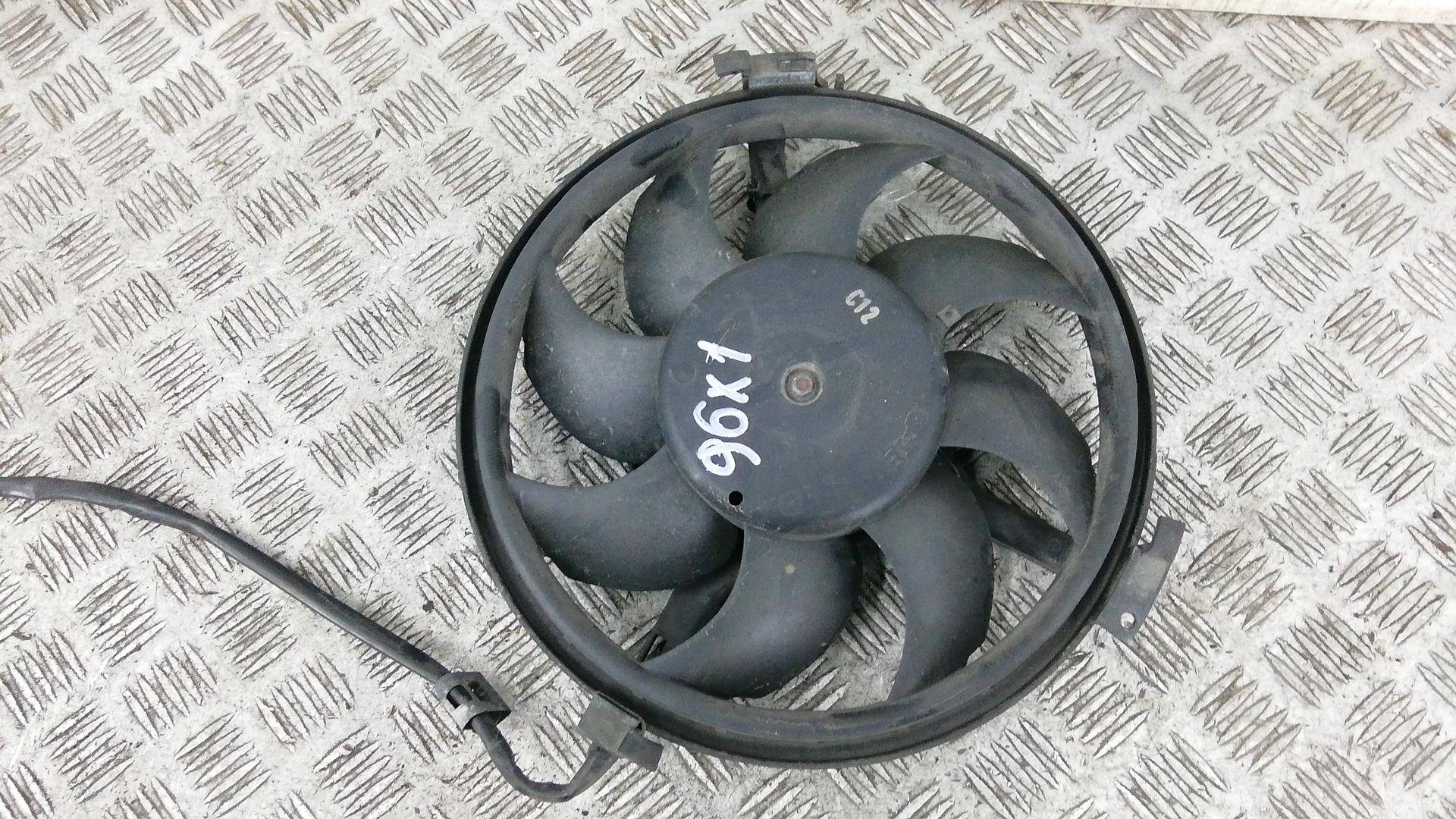Вентилятор радиатора, AUDI, A4 B5, 1999