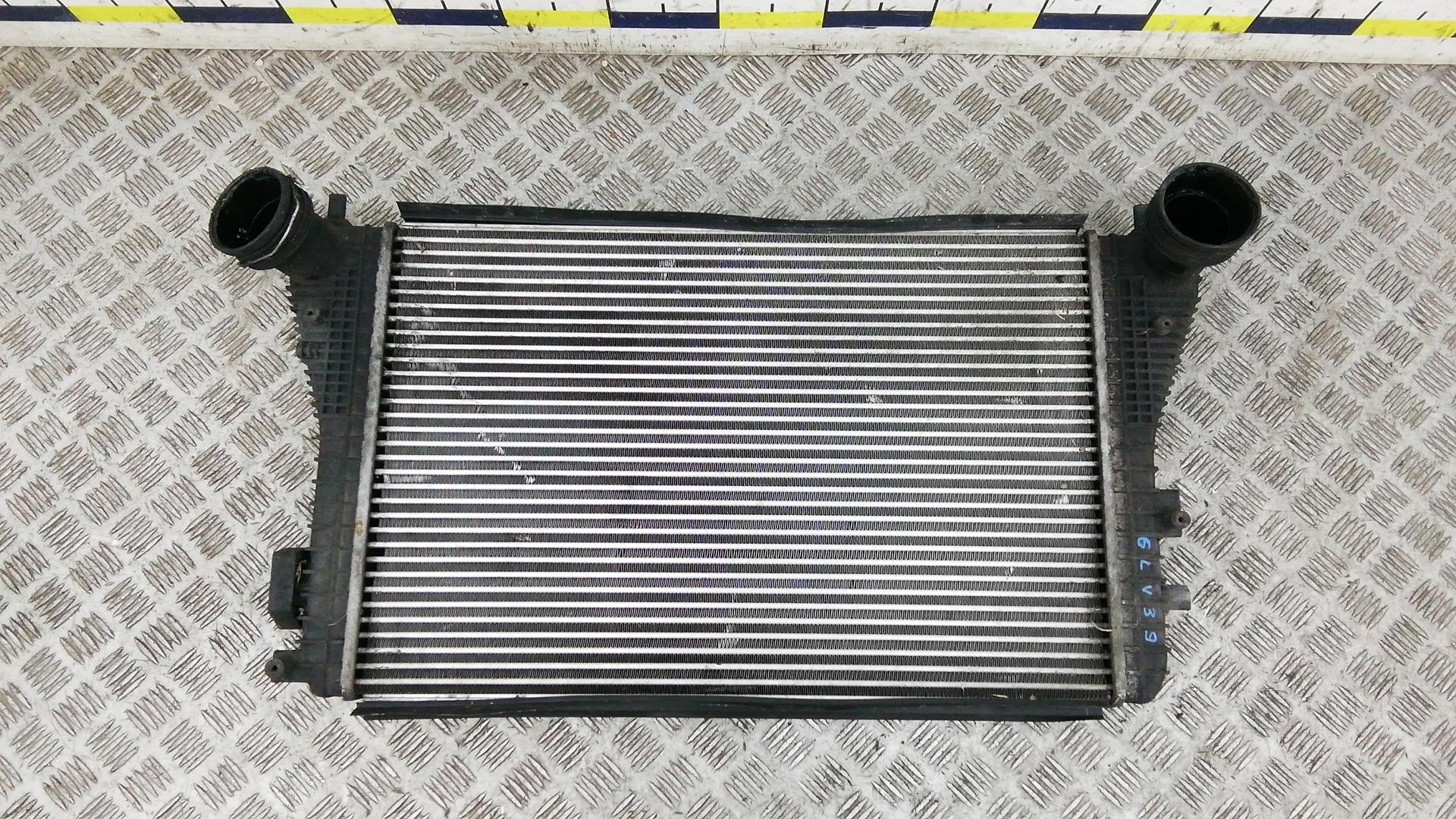 Радиатор интеркуллера, SKODA, OCTAVIA A5, 2005