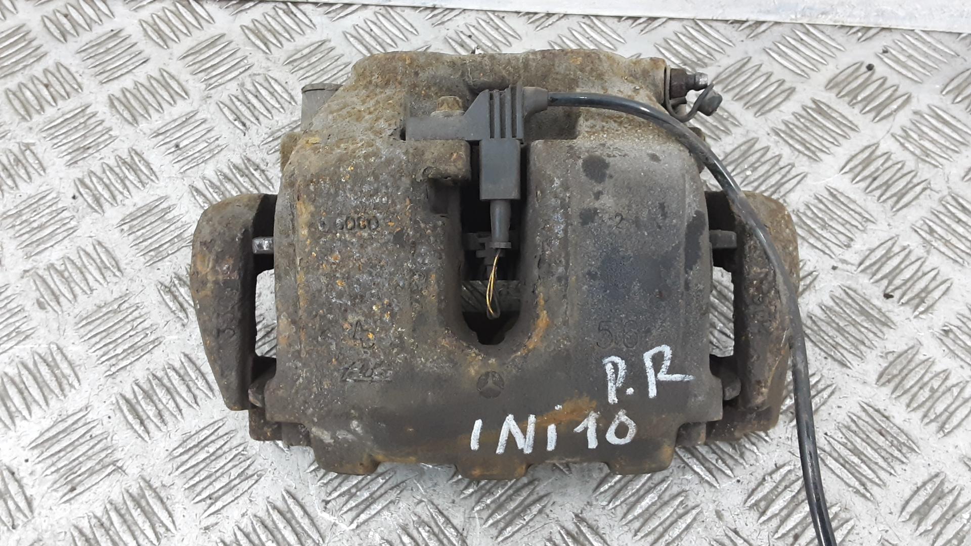 Суппорт тормозной передний правый, MERCEDES BENZ, M-CLASS W164, 2006