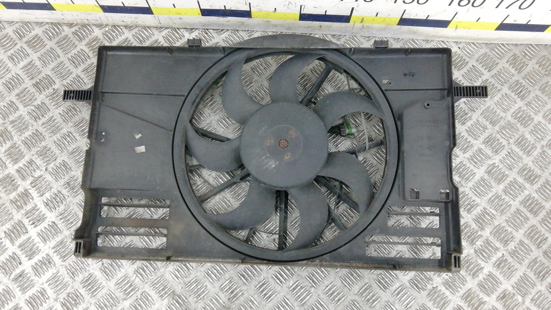 Вентилятор радиатора, VOLVO, S40 II MS, 2008