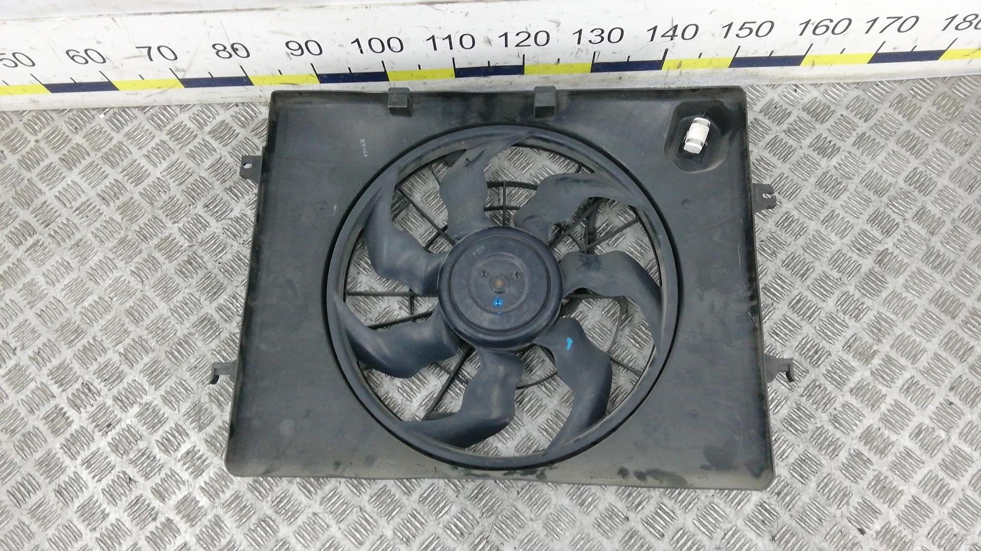 Вентилятор радиатора, KIA, OPTIMA 3, 2011