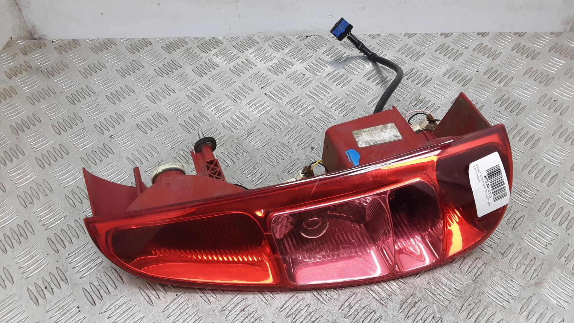 Фонарь задний правый, PEUGEOT, 807, 2007