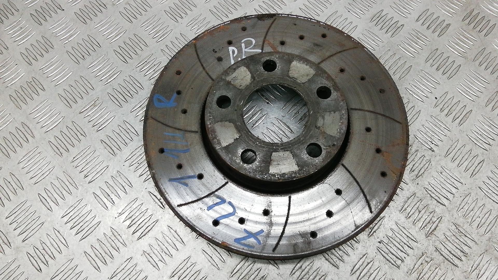 Диск тормозной передний, AUDI, A4 B5, 1998