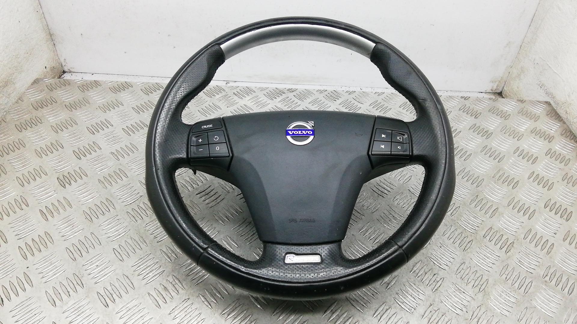 Рулевое колесо, VOLVO, S40 II MS, 2008