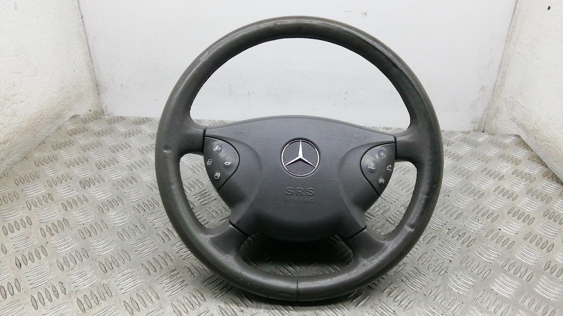 Рулевое колесо, MERCEDES BENZ, E-CLASS W211, 2003