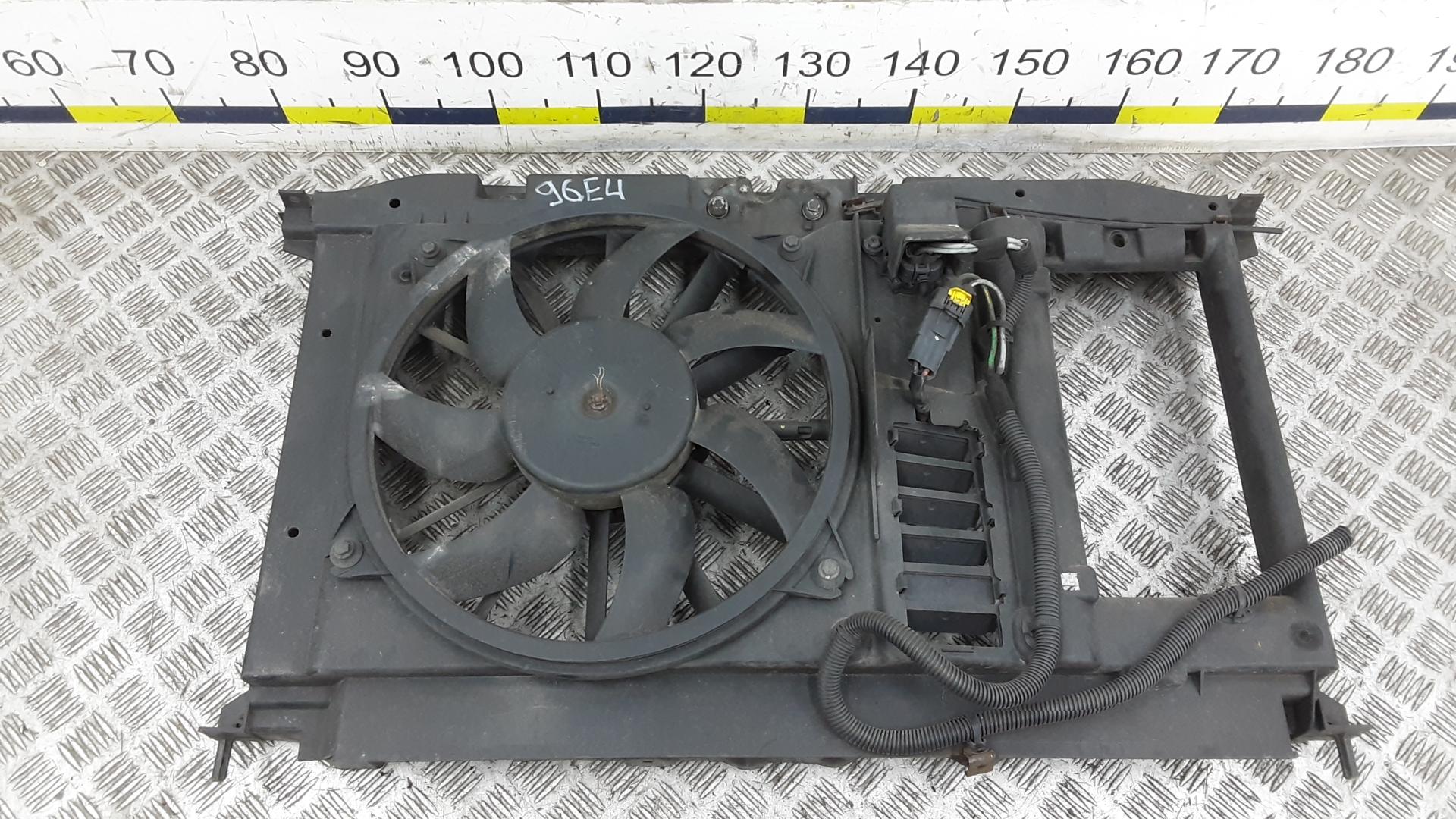 Вентилятор радиатора, PEUGEOT, 307, 2005