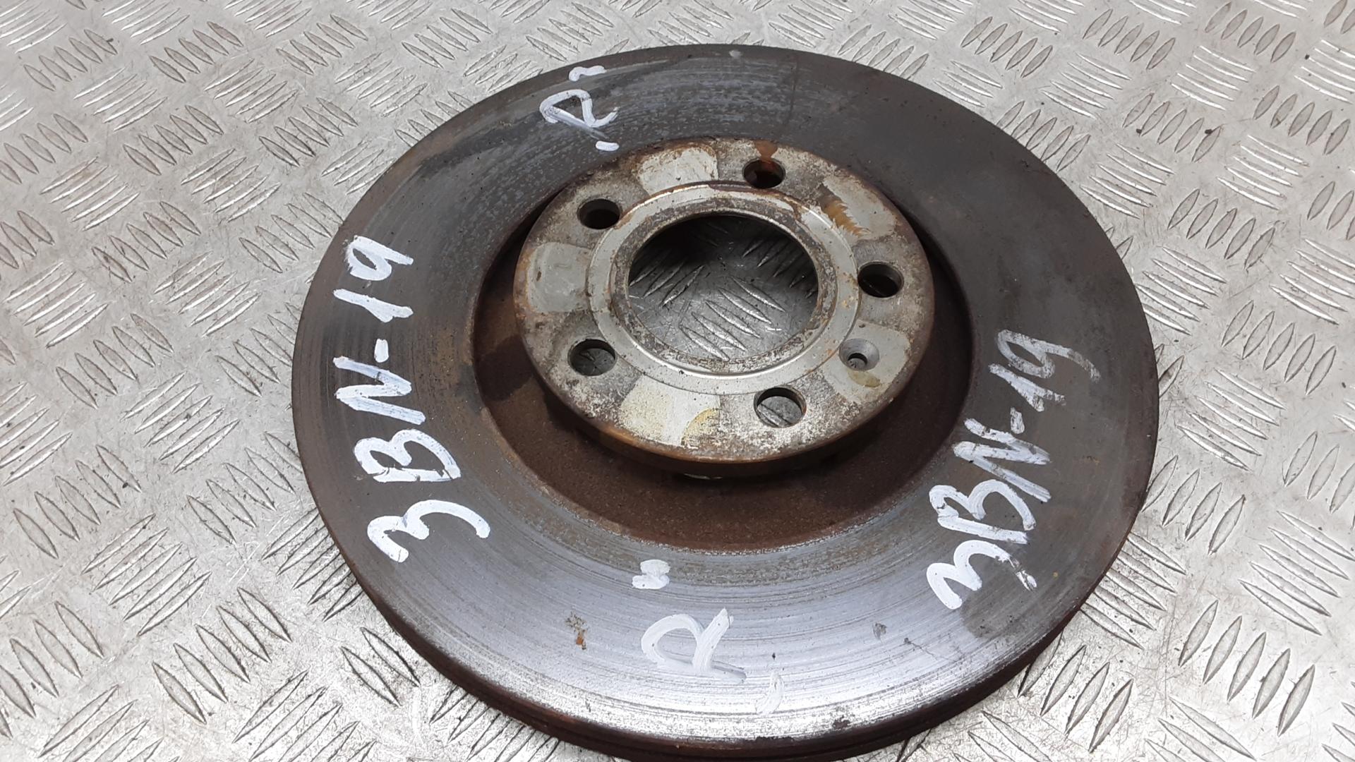 Диск тормозной передний, AUDI, A4 B6, 2005