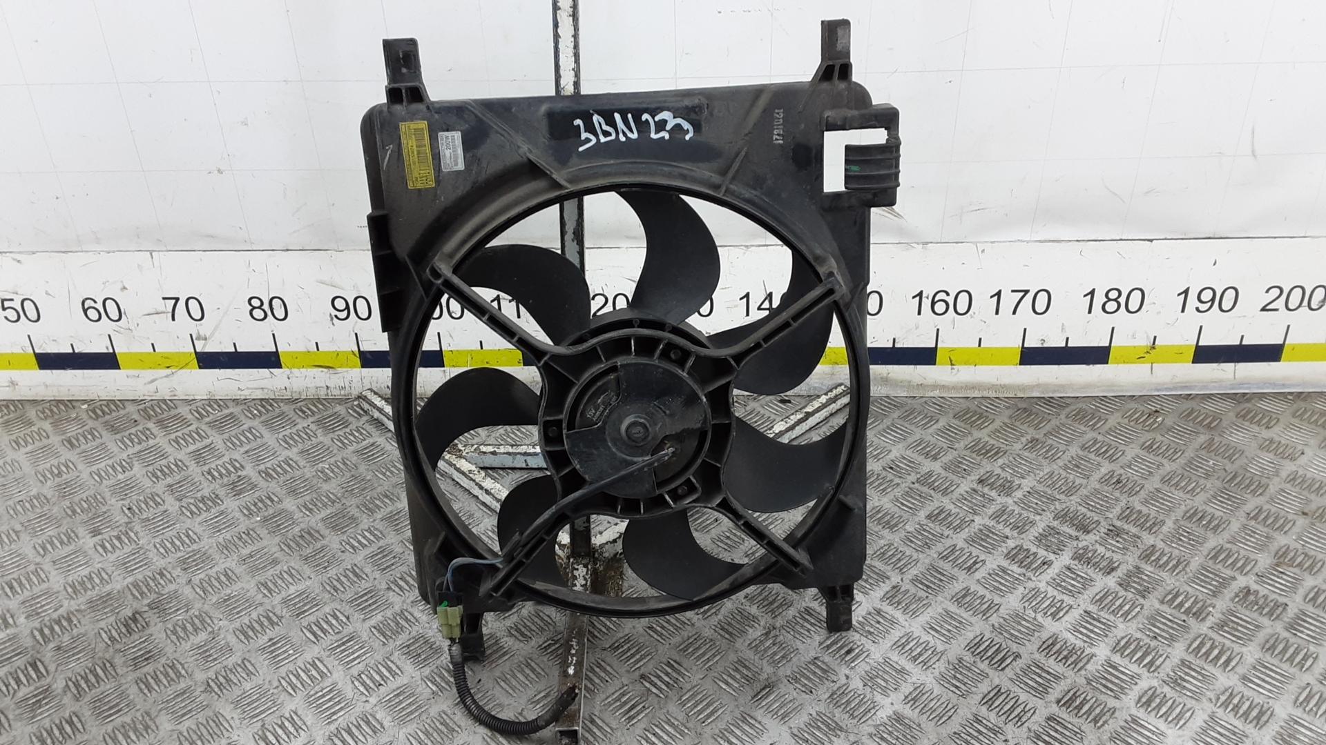 Вентилятор радиатора, CHEVROLET, SPARK M300, 2012