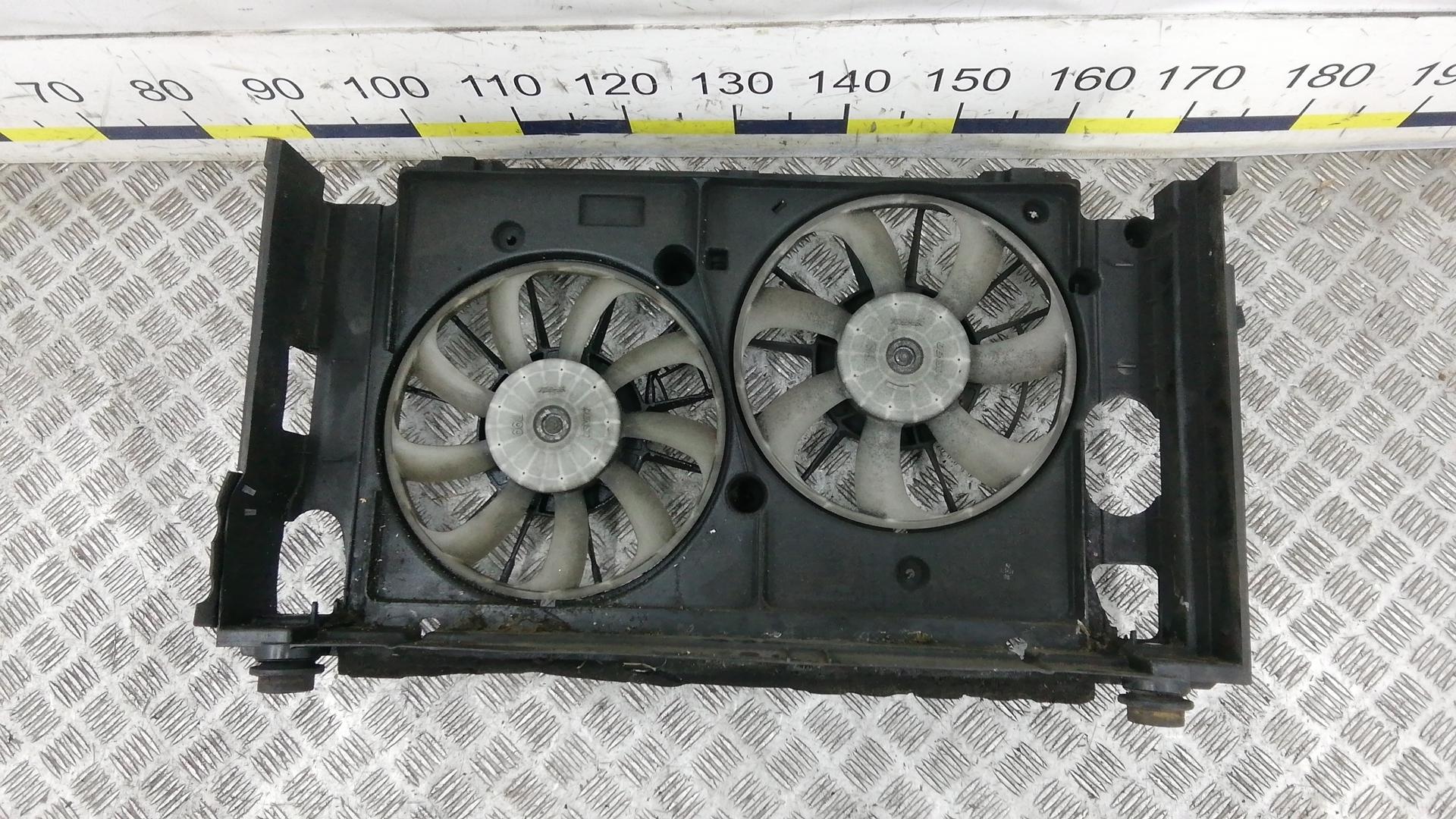 Вентилятор радиатора, TOYOTA, PRIUS XW30, 2010