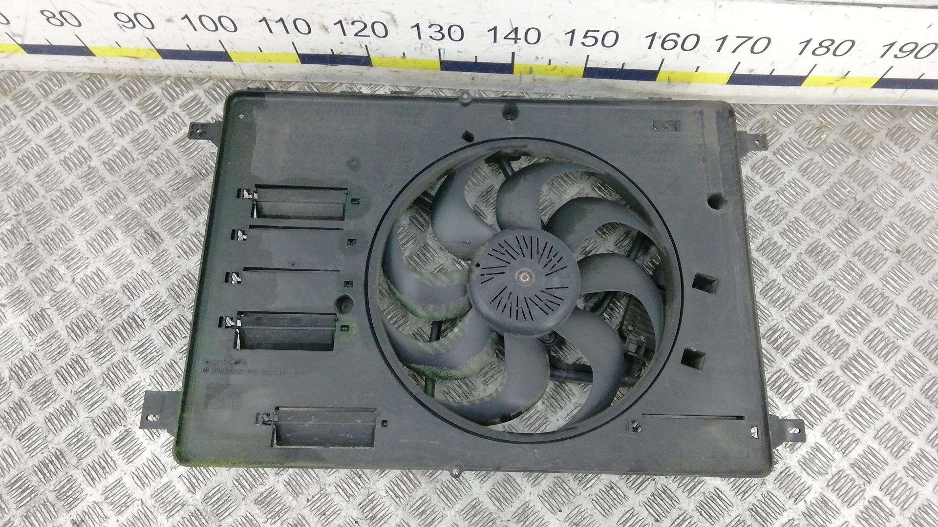Вентилятор радиатора, VOLVO, XC60, 2009