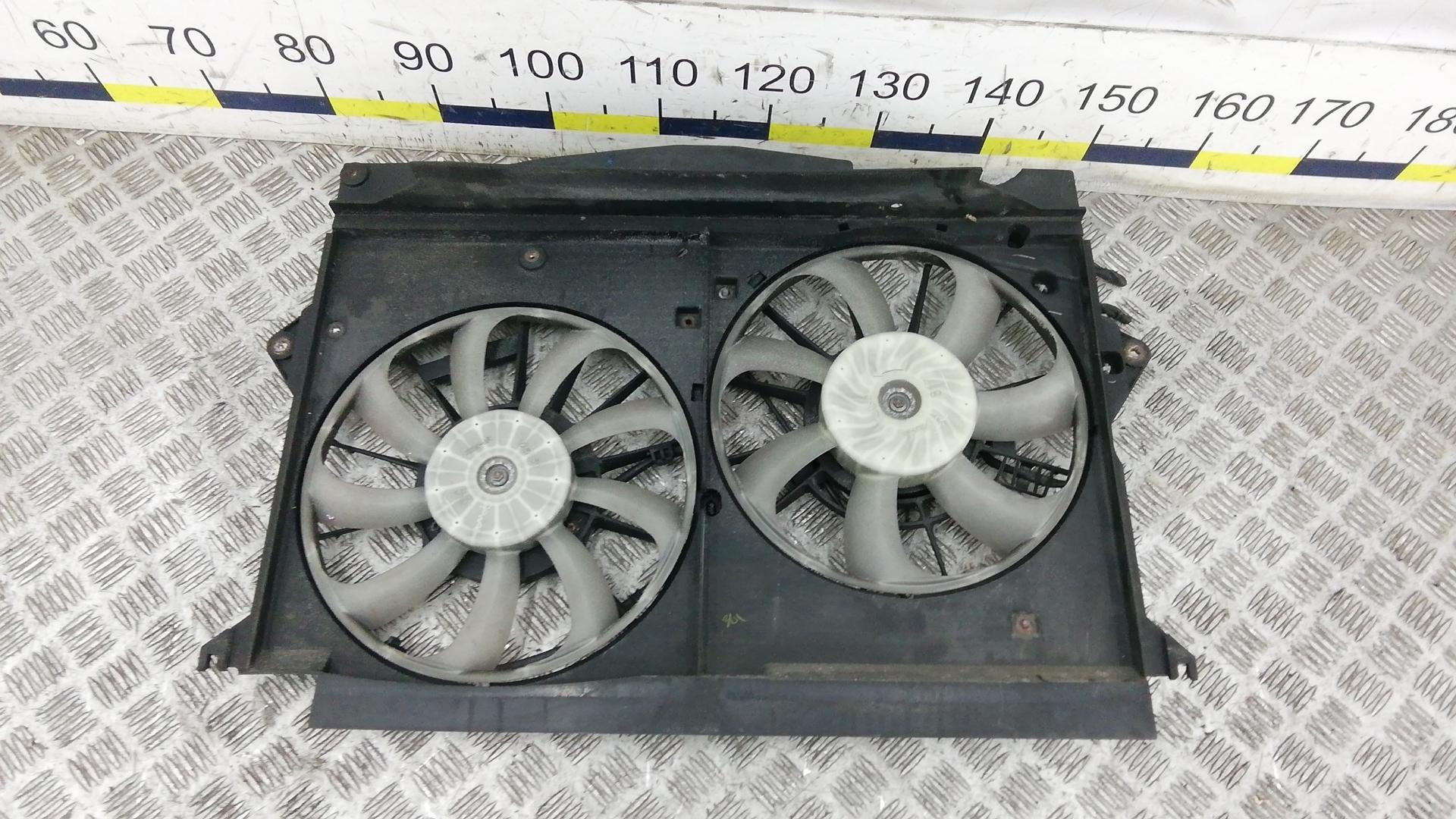 Вентилятор радиатора, TOYOTA, AVENSIS T27, 2009