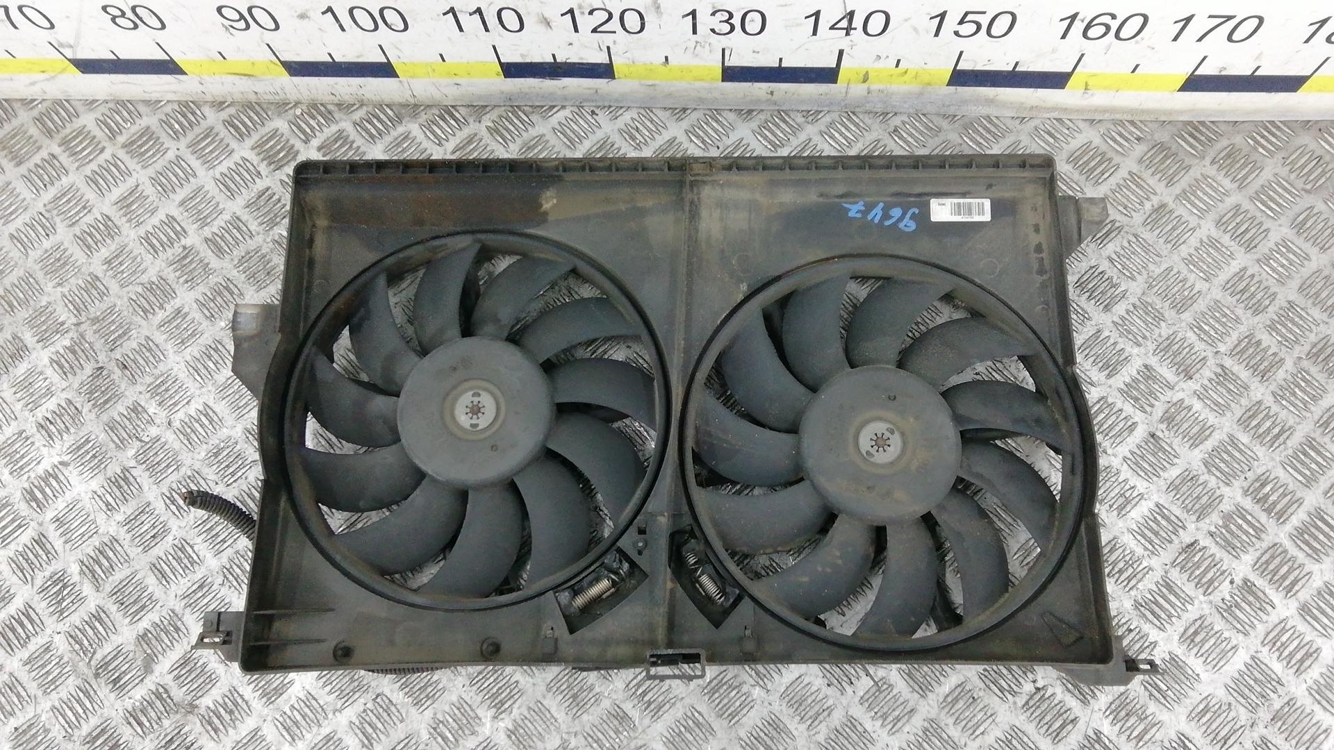 Вентилятор радиатора, OPEL, VECTRA C, 2005