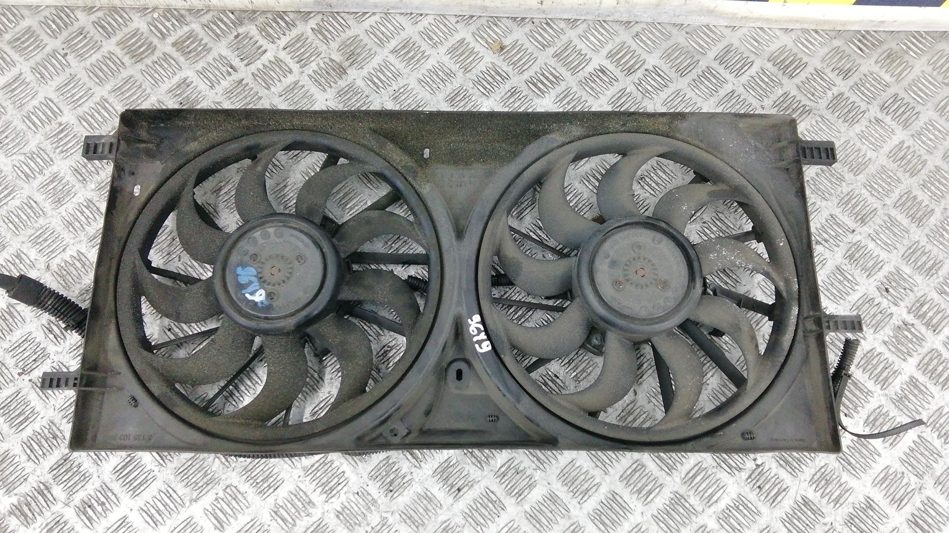 Вентилятор радиатора, RENAULT, LAGUNA 3, 2008
