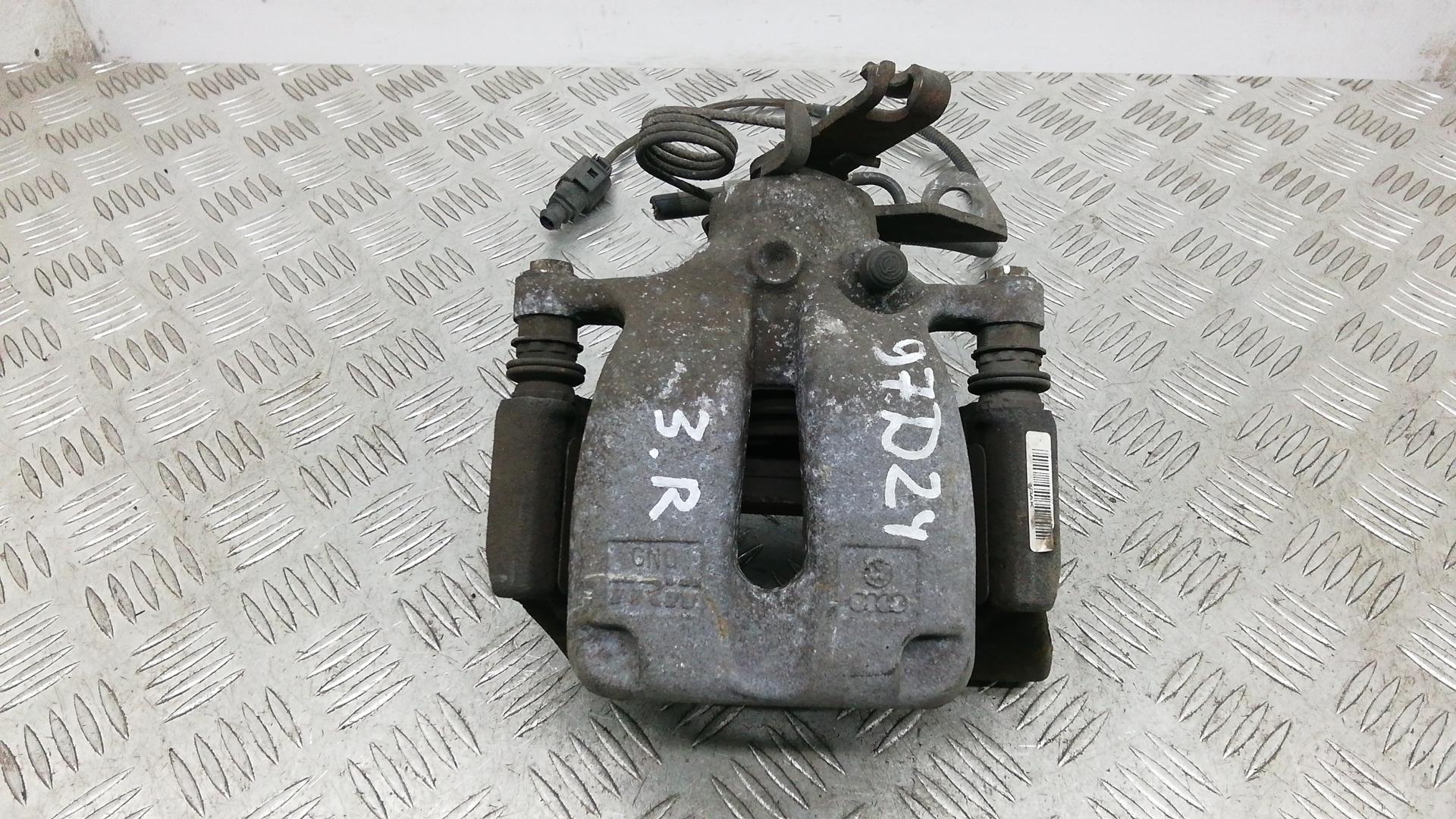 Суппорт тормозной задний правый, VOLKSWAGEN, PHAETON 1, 2005