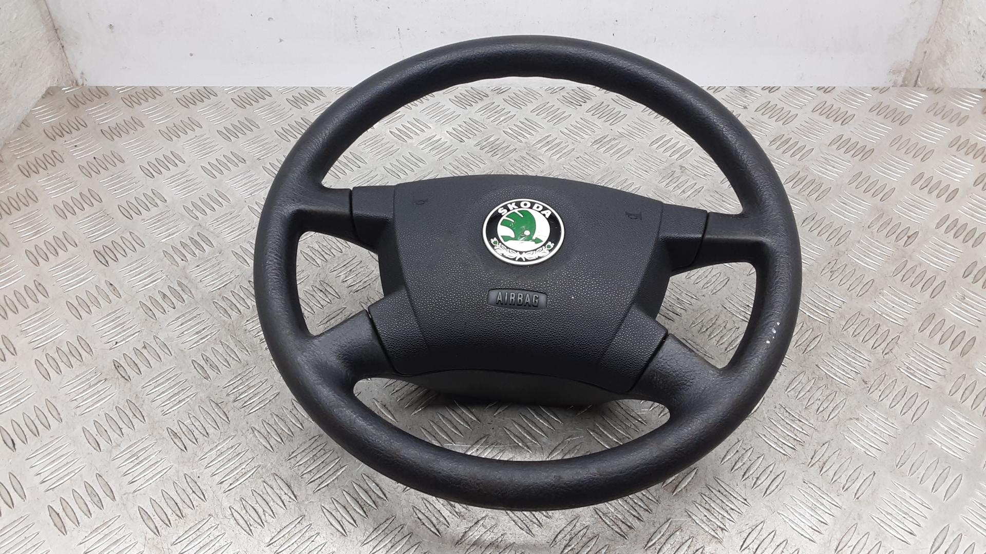 Рулевое колесо, SKODA, FABIA 1, 2001