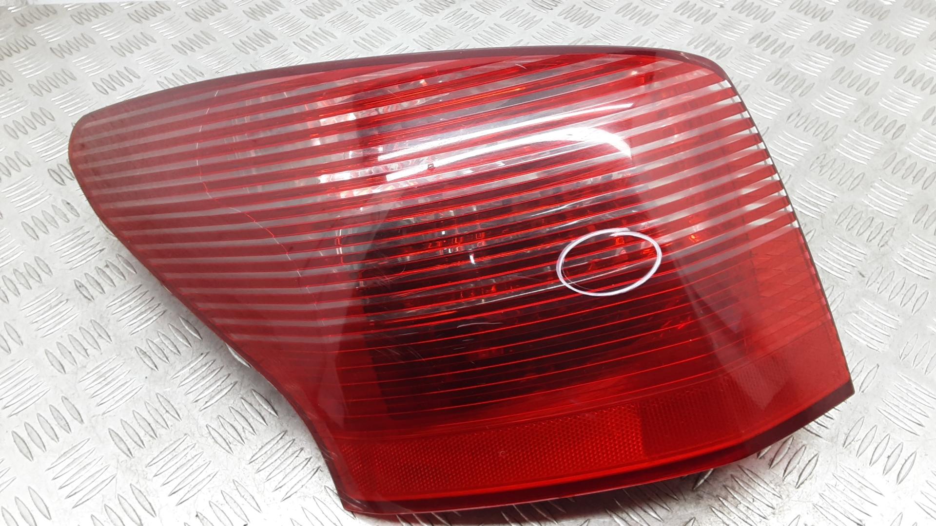 Фонарь задний левый, PEUGEOT, 407, 2007