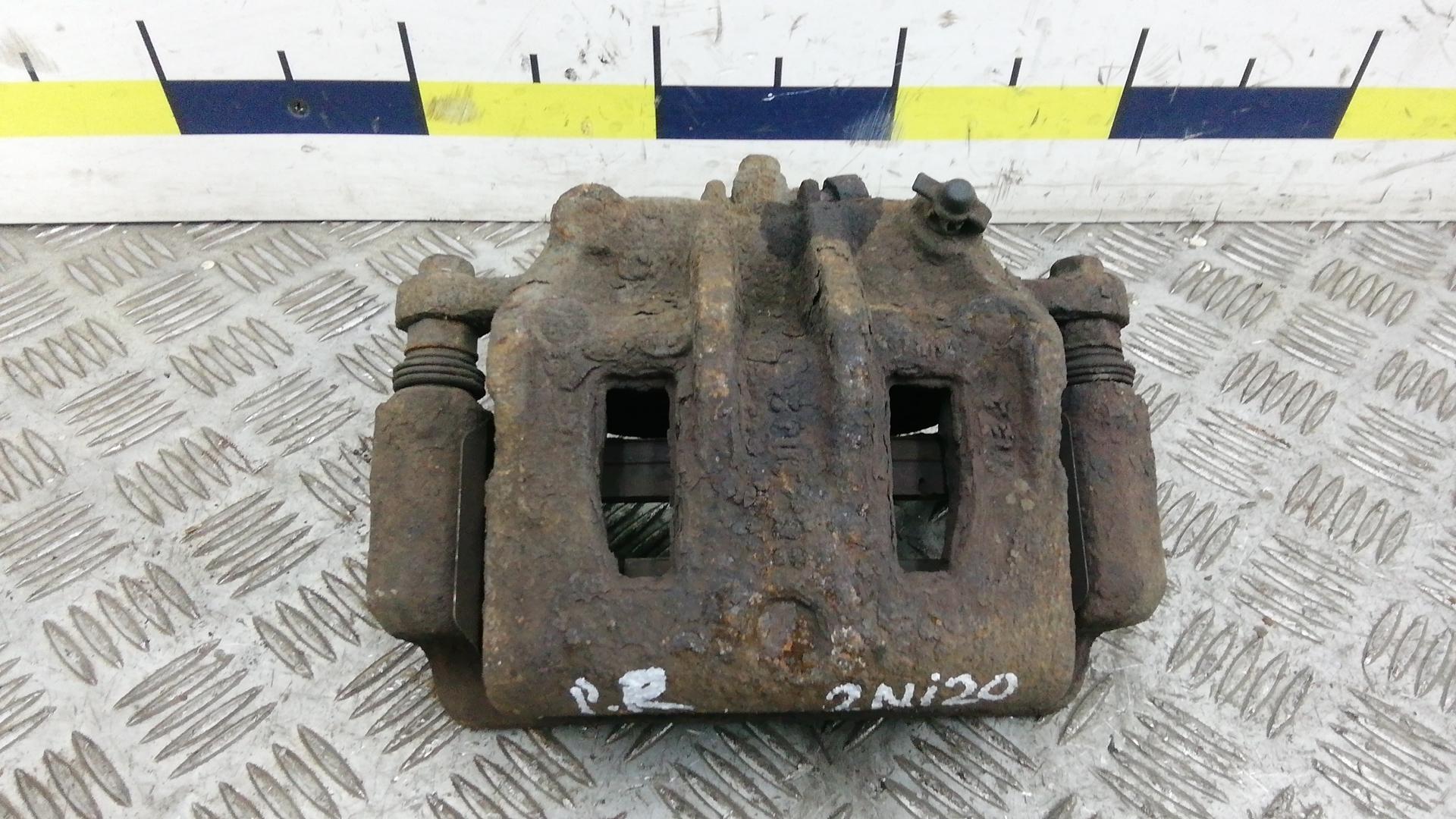 Суппорт тормозной передний правый, HYUNDAI, SANTA FE 2, 2008