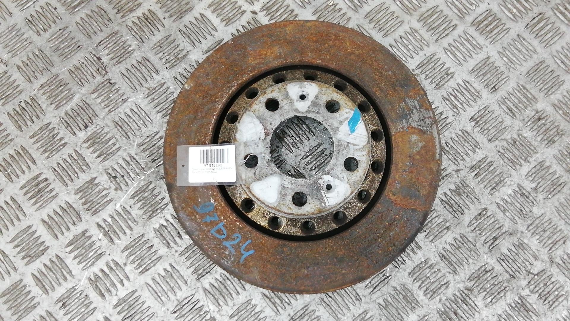 Диск тормозной задний, VOLKSWAGEN, PHAETON 1, 2005
