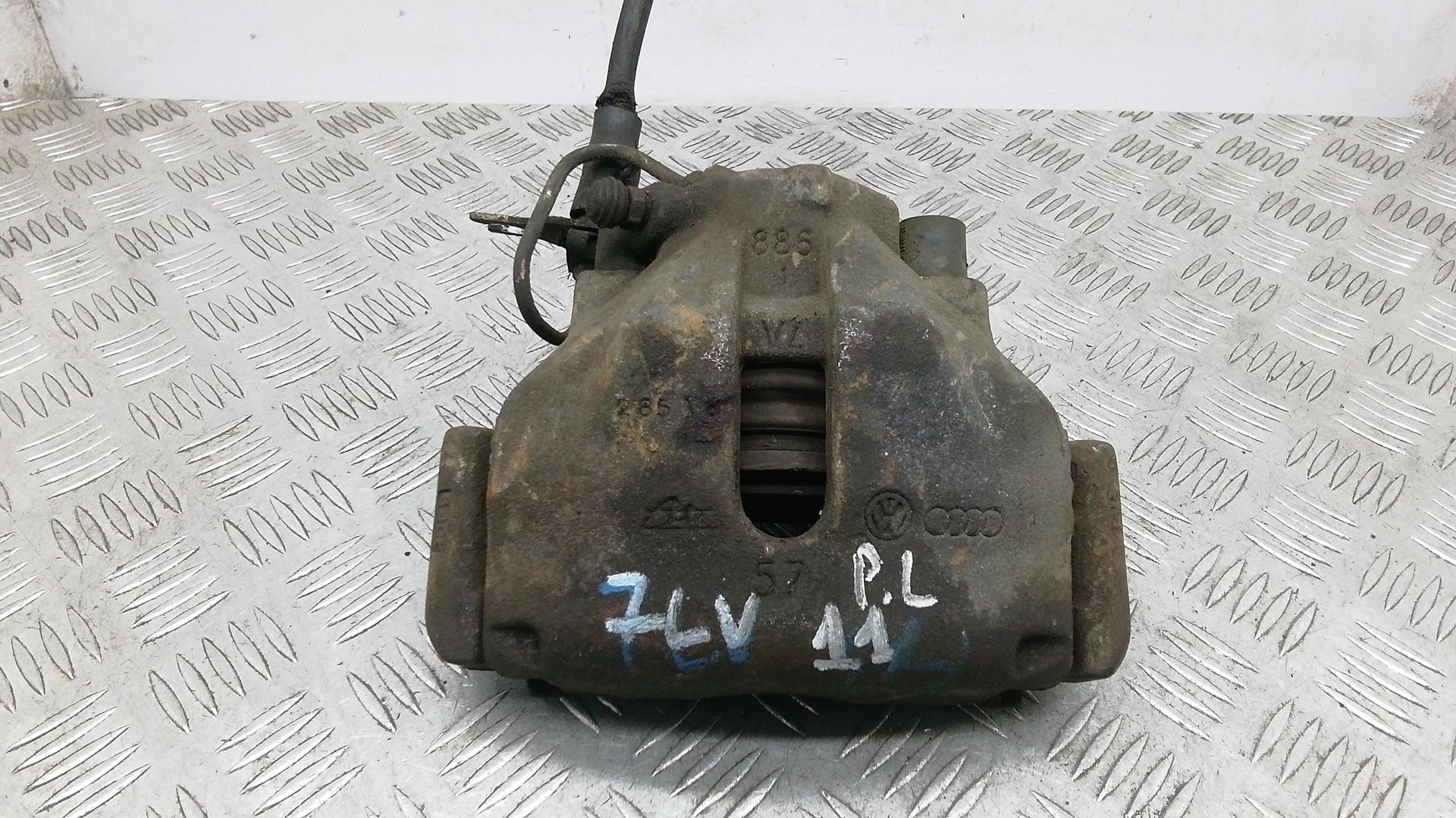 Суппорт тормозной передний левый, AUDI, A4 B5, 1998