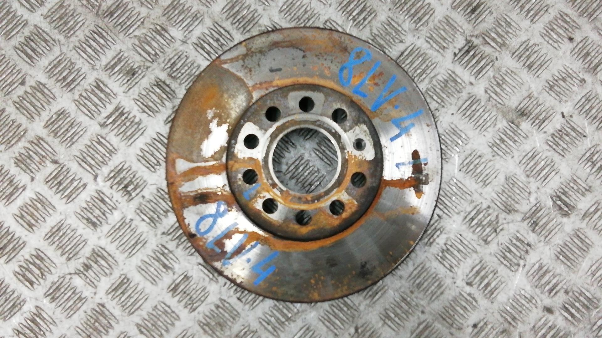 Диск тормозной передний, SKODA, OCTAVIA A5, 2005