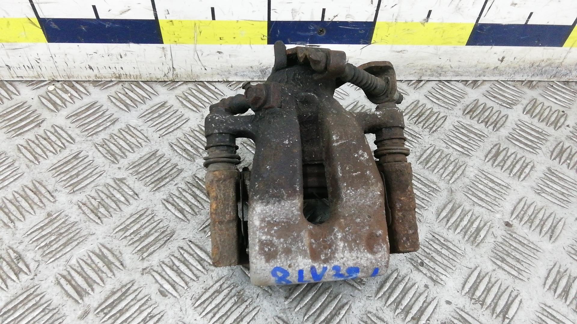 Суппорт тормозной задний левый, OPEL, ASTRA H, 2006