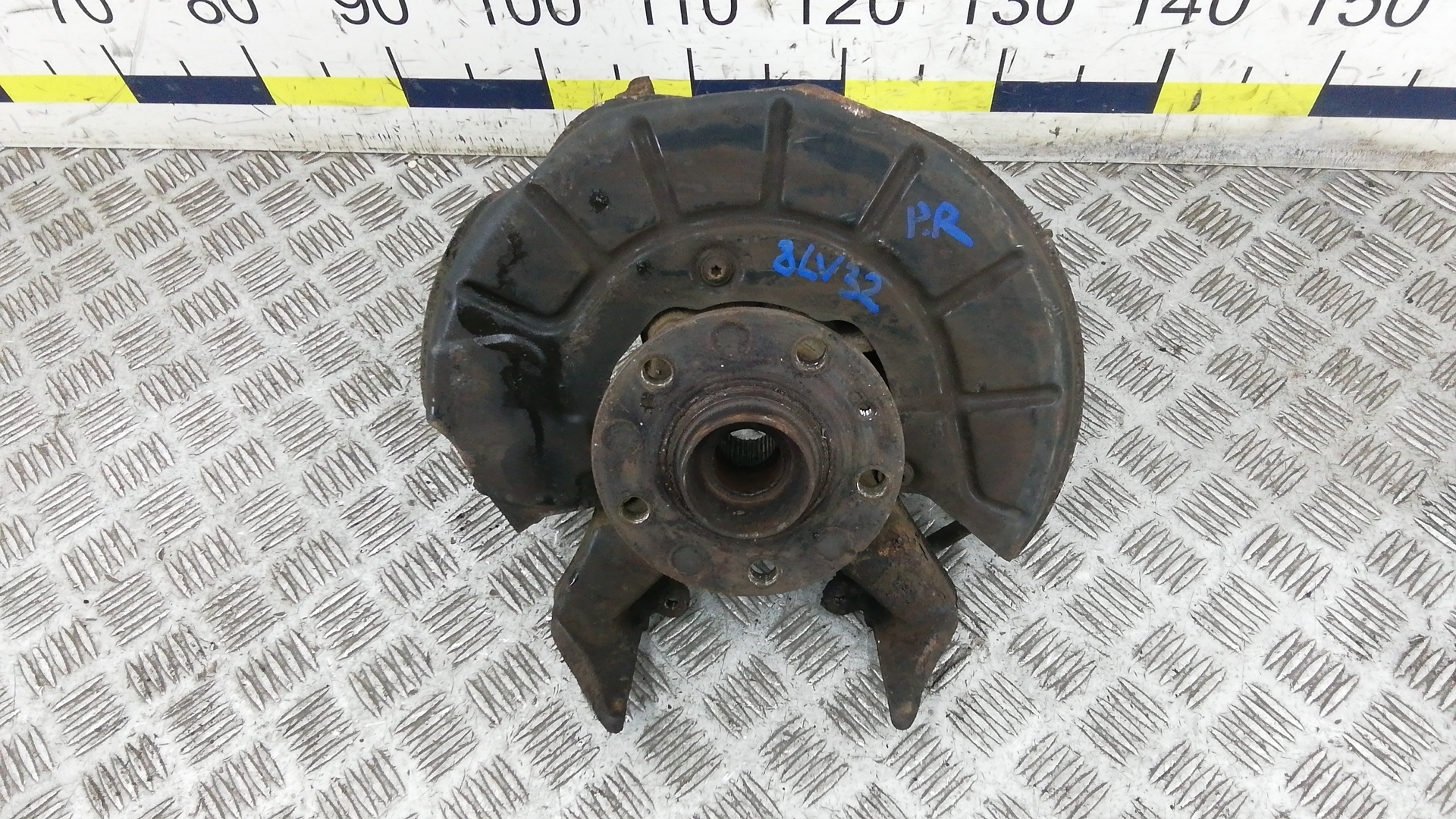 Ступица передняя правая, SKODA, OCTAVIA A5, 2009