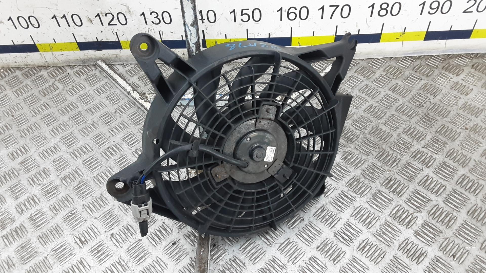 Вентилятор радиатора, CHEVROLET, EPICA, 2009