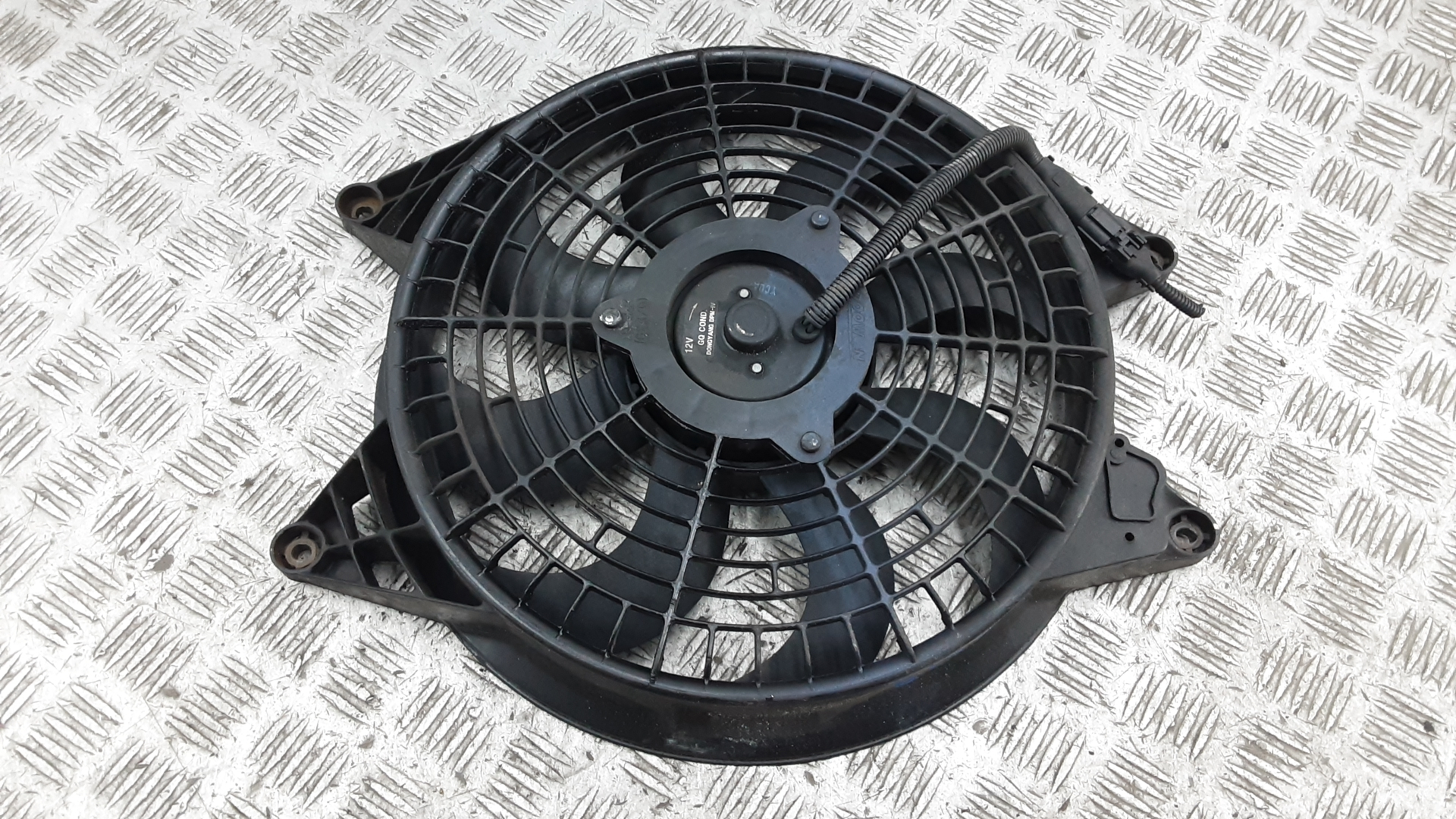 Вентилятор радиатора, KIA, CARNIVAL 1, 2004