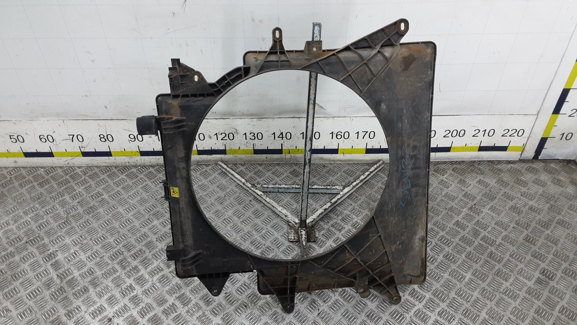 Диффузор вентилятора, IVECO, DAILY 3 (29C-40C) Sparka, 2006