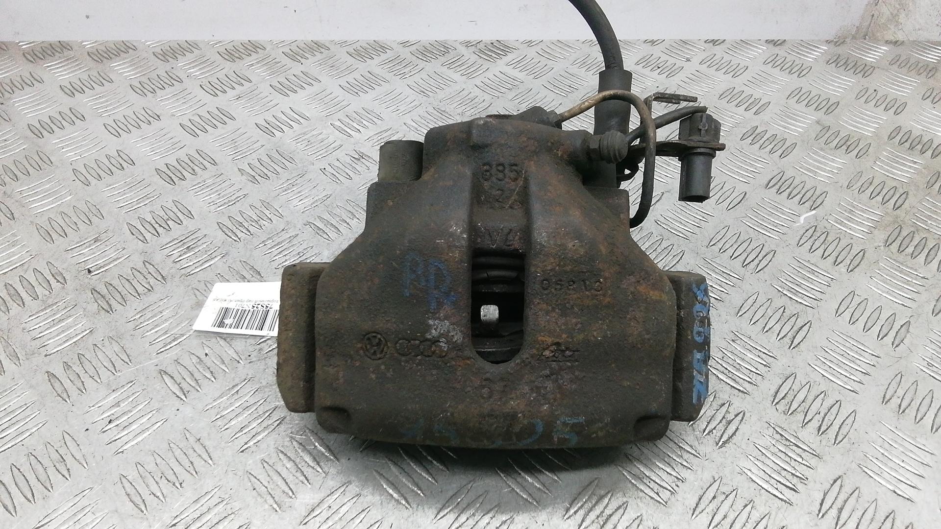 Суппорт тормозной передний правый, AUDI, A6 C5, 2000