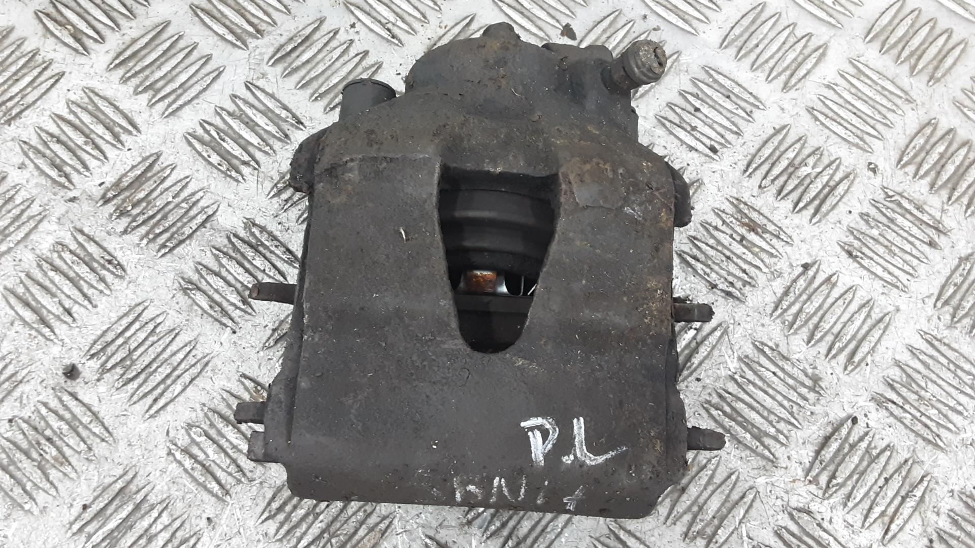 Суппорт тормозной передний левый, SKODA, FABIA 1, 2002