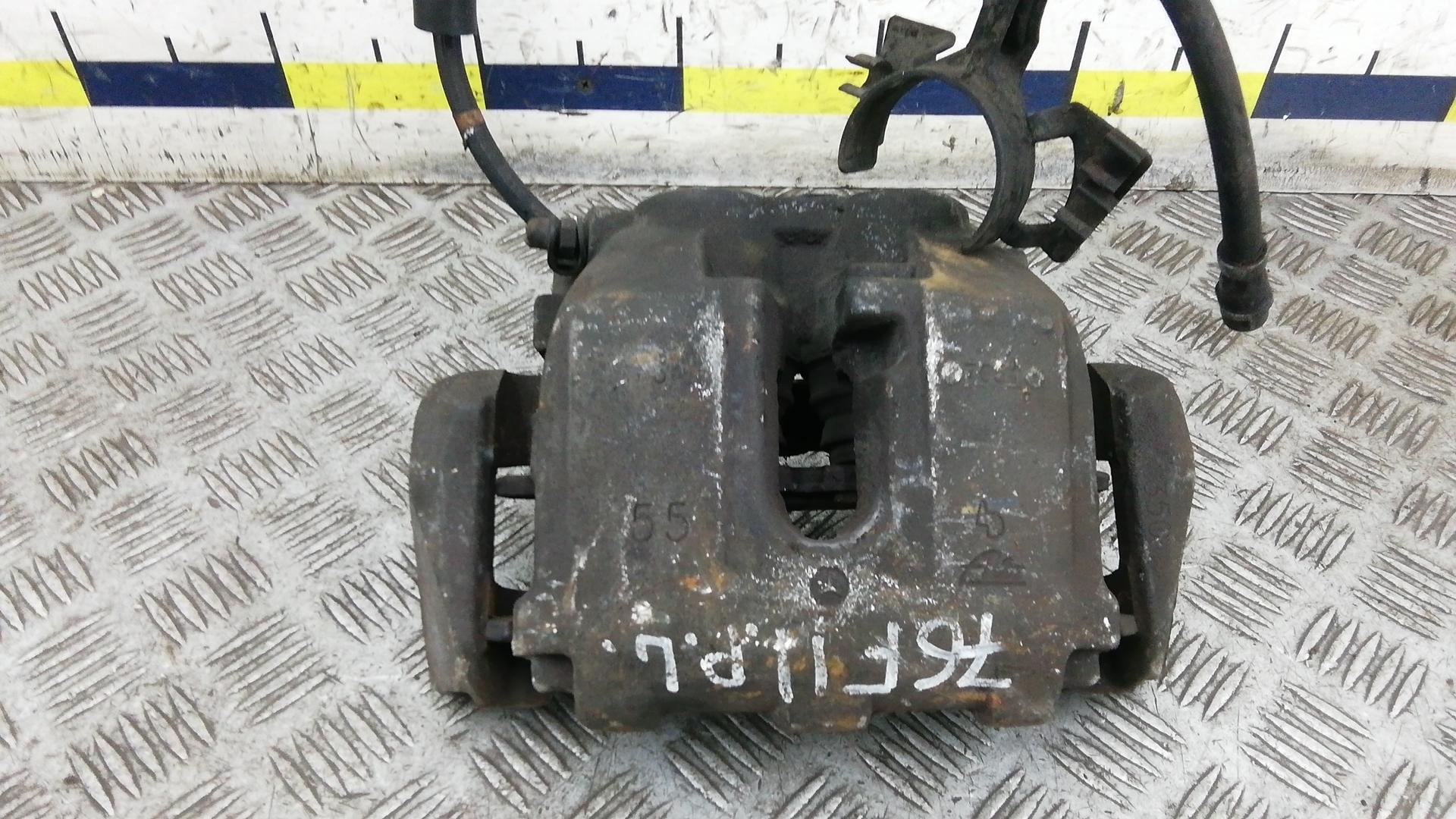 Суппорт тормозной передний левый, MERCEDES BENZ, GL-CLASS X164, 2009