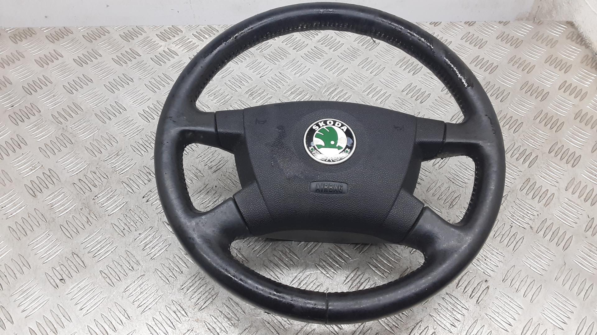Рулевое колесо, SKODA, FABIA 1, 2002