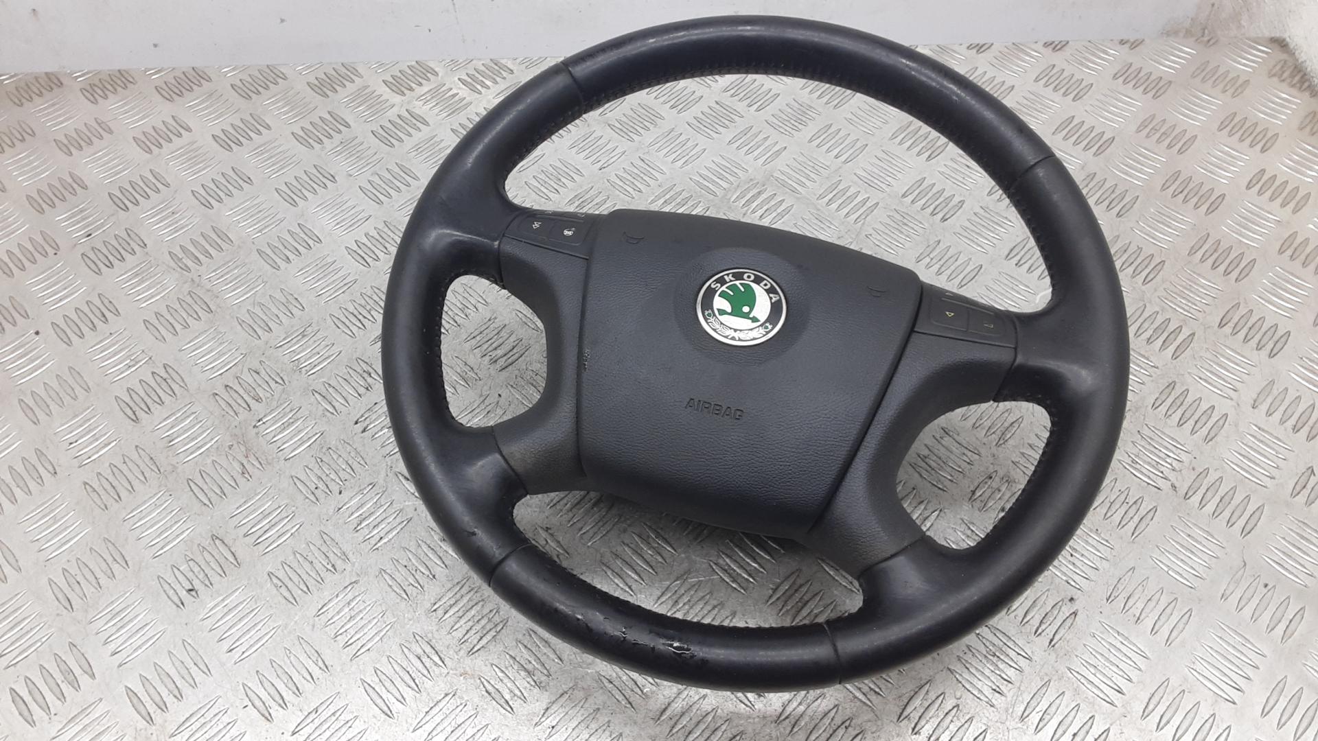 Рулевое колесо, SKODA, OCTAVIA A5, 2006