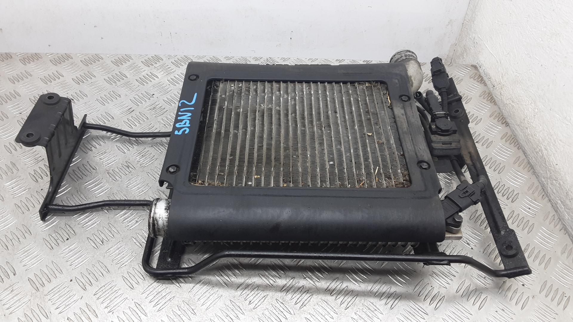 Радиатор интеркуллера, HYUNDAI, SANTA FE 2, 2006