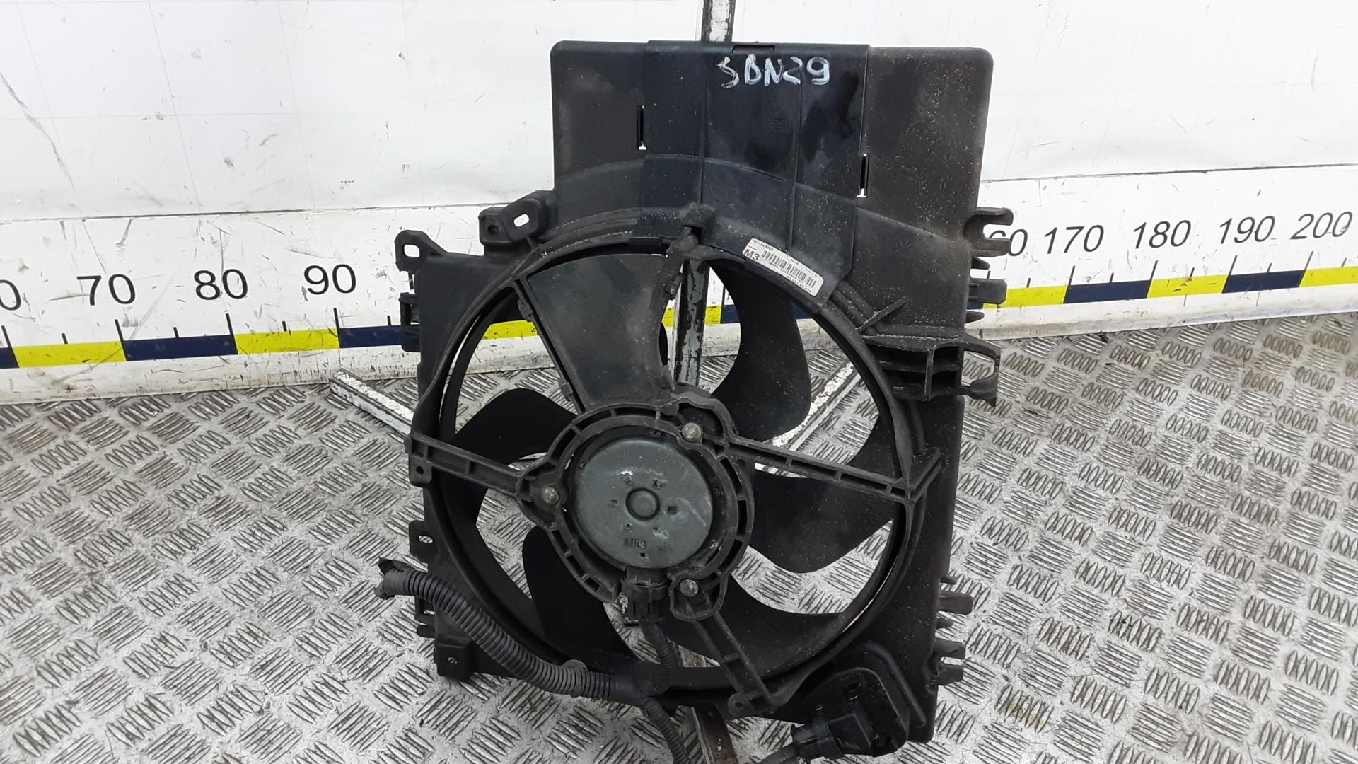 Вентилятор радиатора, NISSAN, NOTE E11, 2006