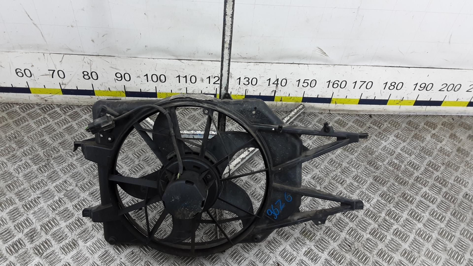 Вентилятор радиатора, FORD, FOCUS 1, 2000