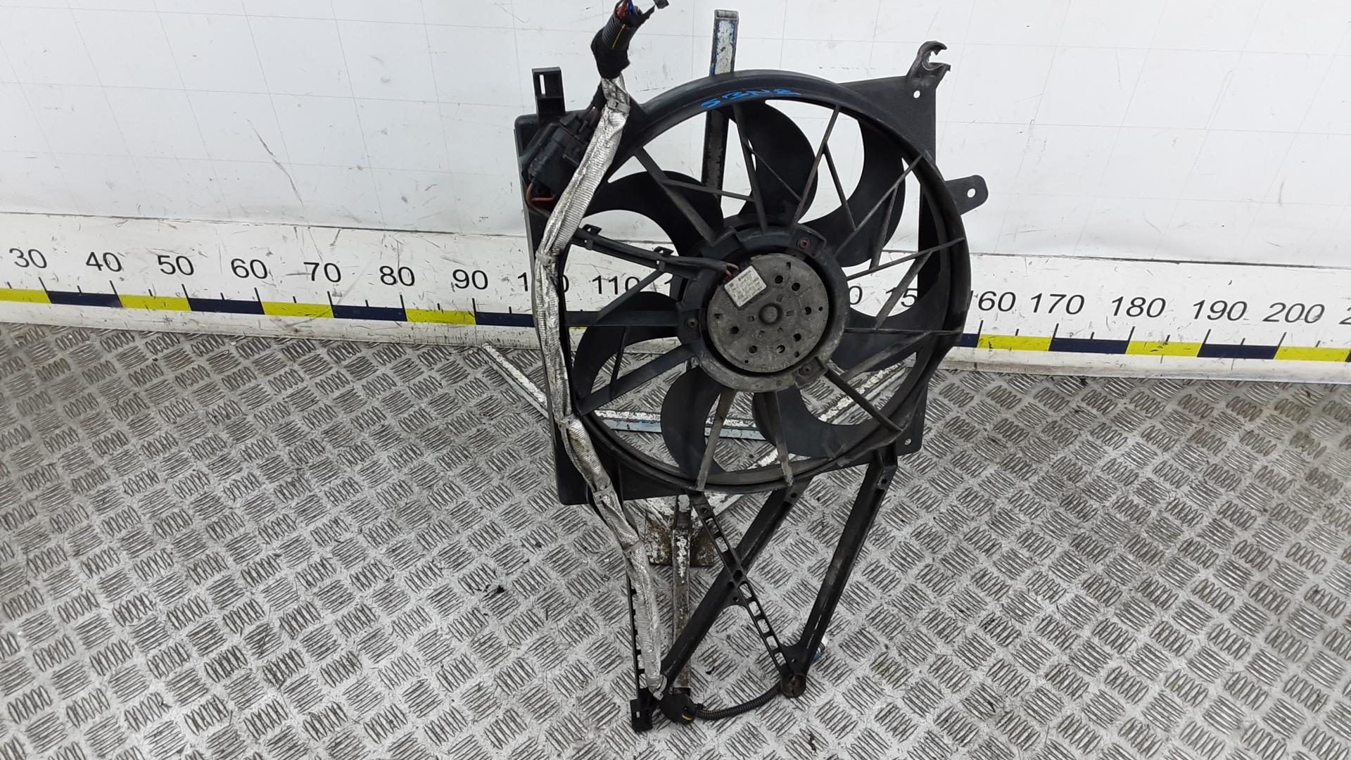 Вентилятор радиатора, OPEL, ZAFIRA A, 1999