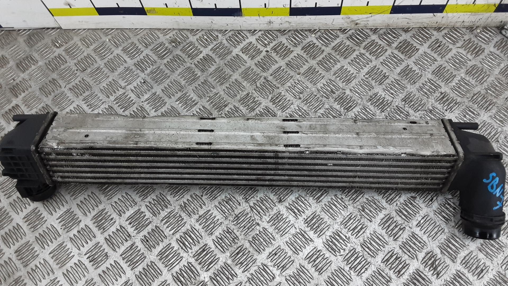 Радиатор интеркуллера, RENAULT, SCENIC 3 GRAND SCENIC, 2011