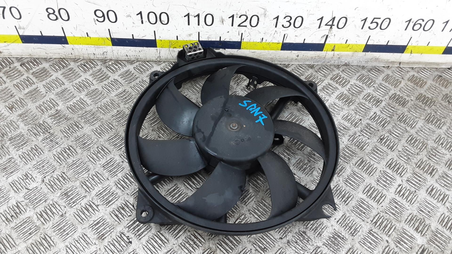 Вентилятор радиатора, RENAULT, SCENIC 3 GRAND SCENIC, 2011
