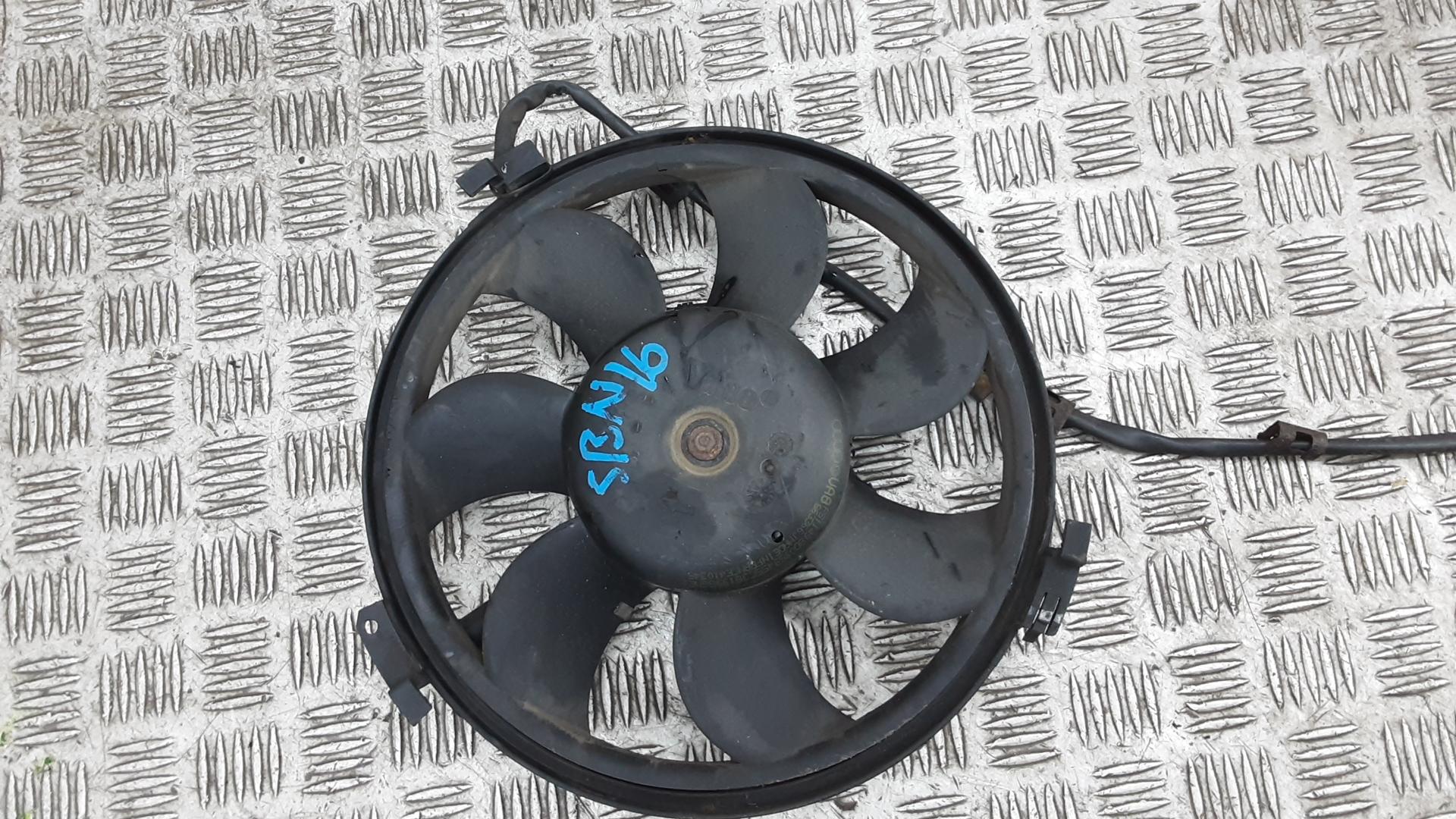 Вентилятор радиатора, AUDI, A6 C5, 1999