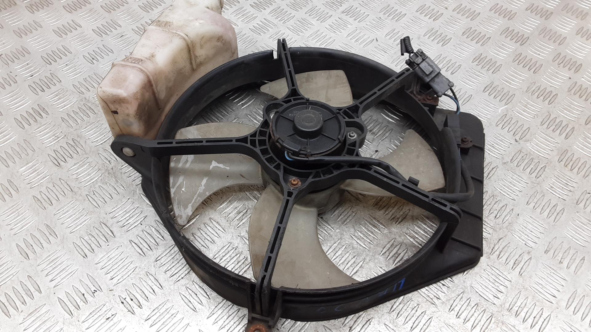 Вентилятор радиатора, HONDA, JAZZ 1, 2002