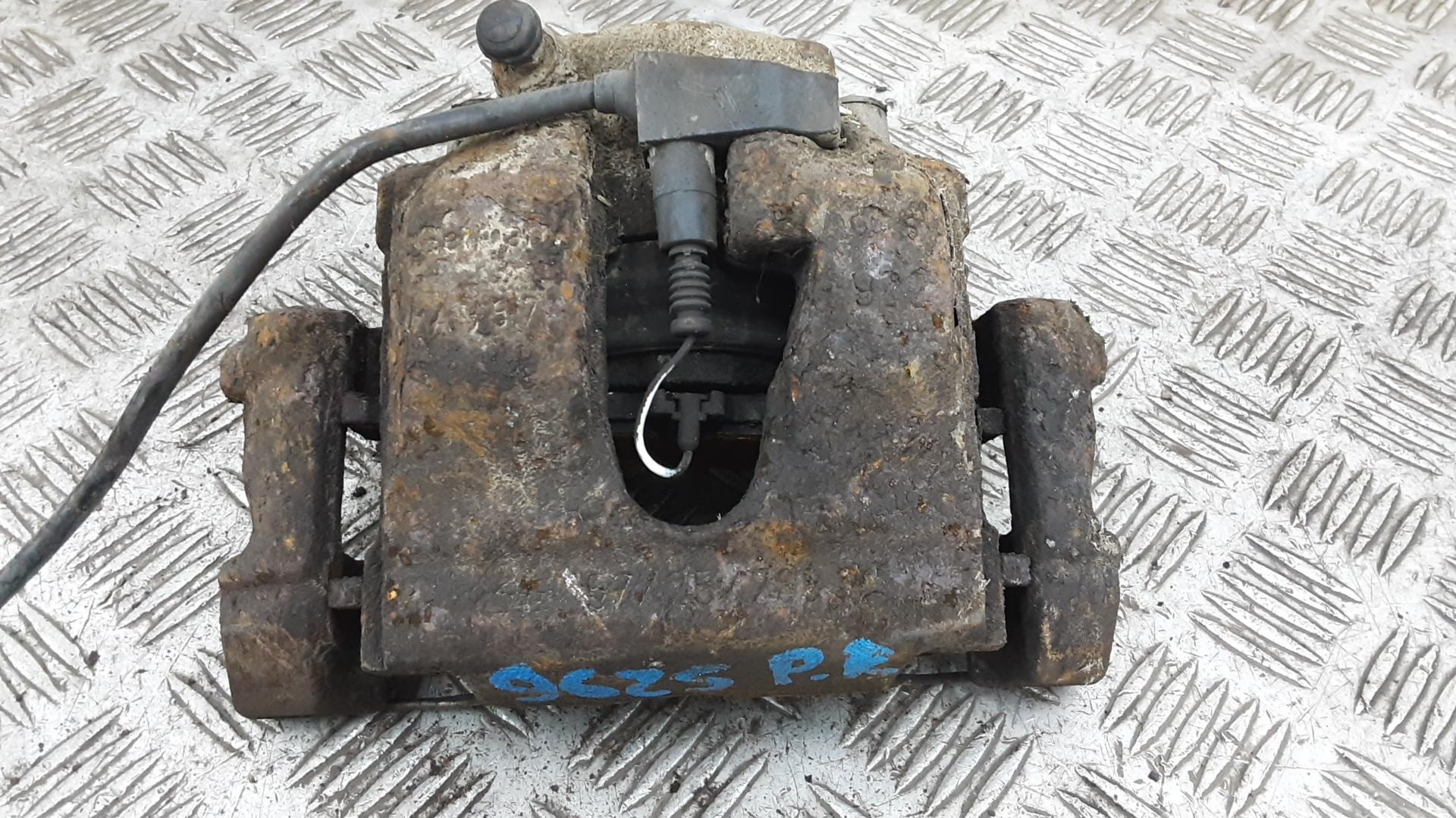 Суппорт тормозной передний правый, MERCEDES BENZ, E-CLASS W210, 2001
