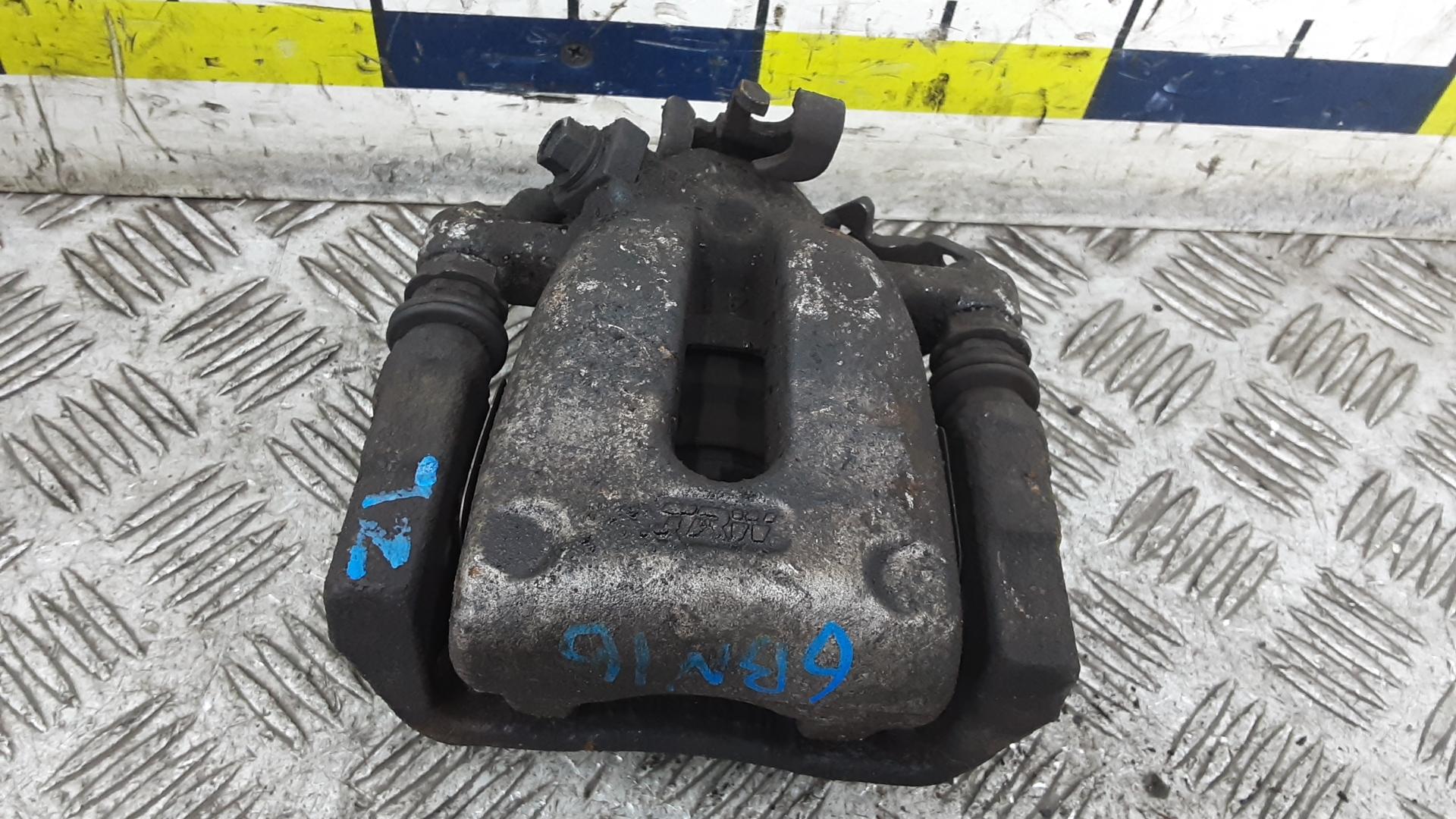Суппорт тормозной задний левый, OPEL, ZAFIRA B, 2007