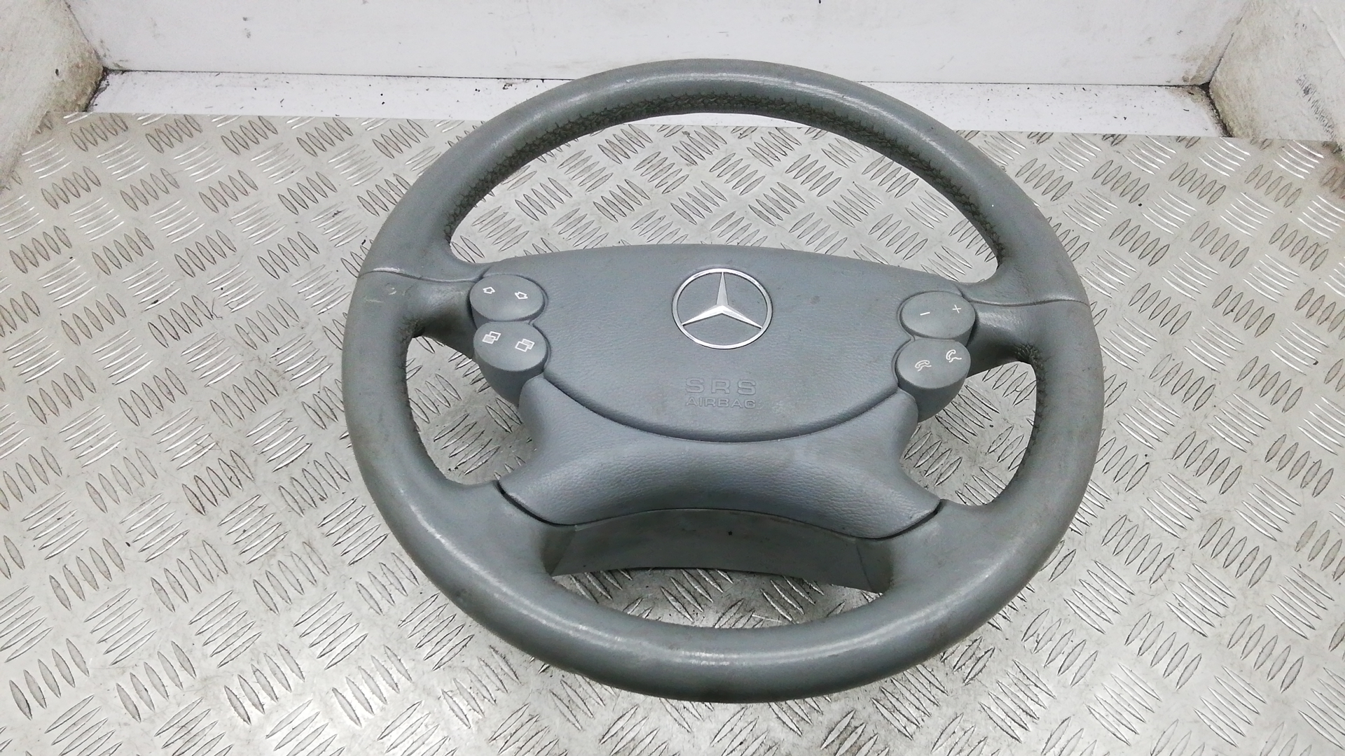 Рулевое колесо, MERCEDES BENZ, CLK C209, 2003