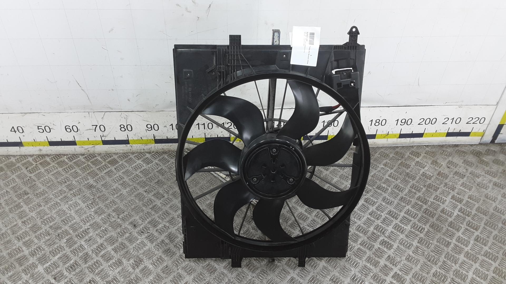 Вентилятор радиатора, MERCEDES BENZ, S-CLASS W222, 2016