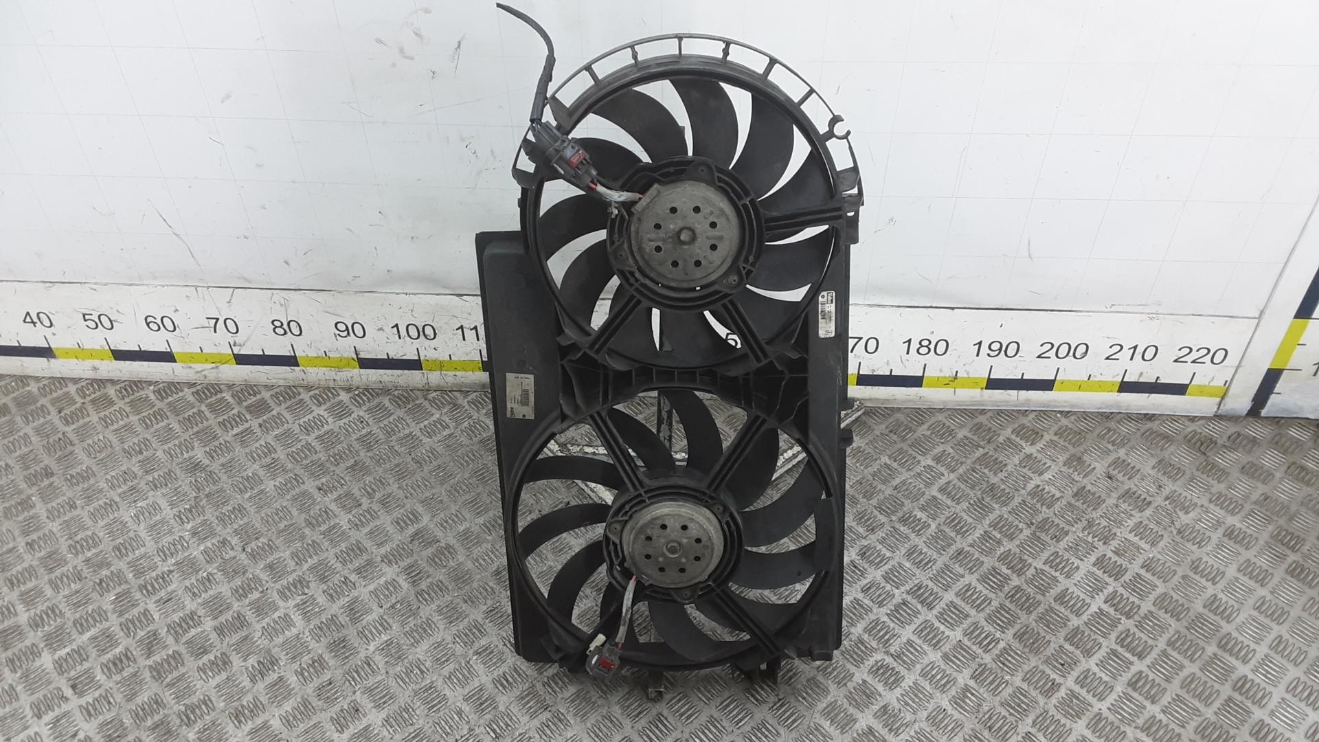 Вентилятор радиатора, CHRYSLER, VOYAGER 4, 2005