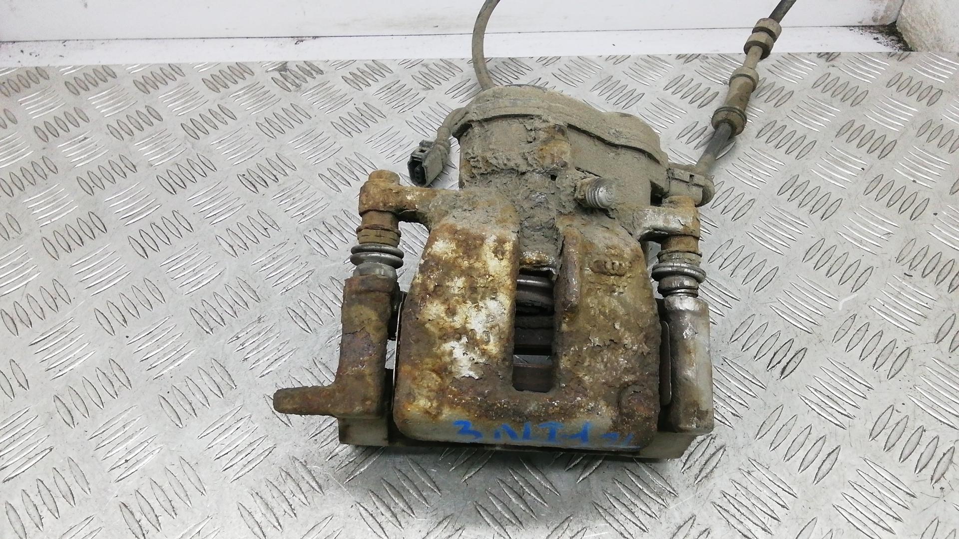 Суппорт тормозной задний левый, AUDI, A4 B8, 2010