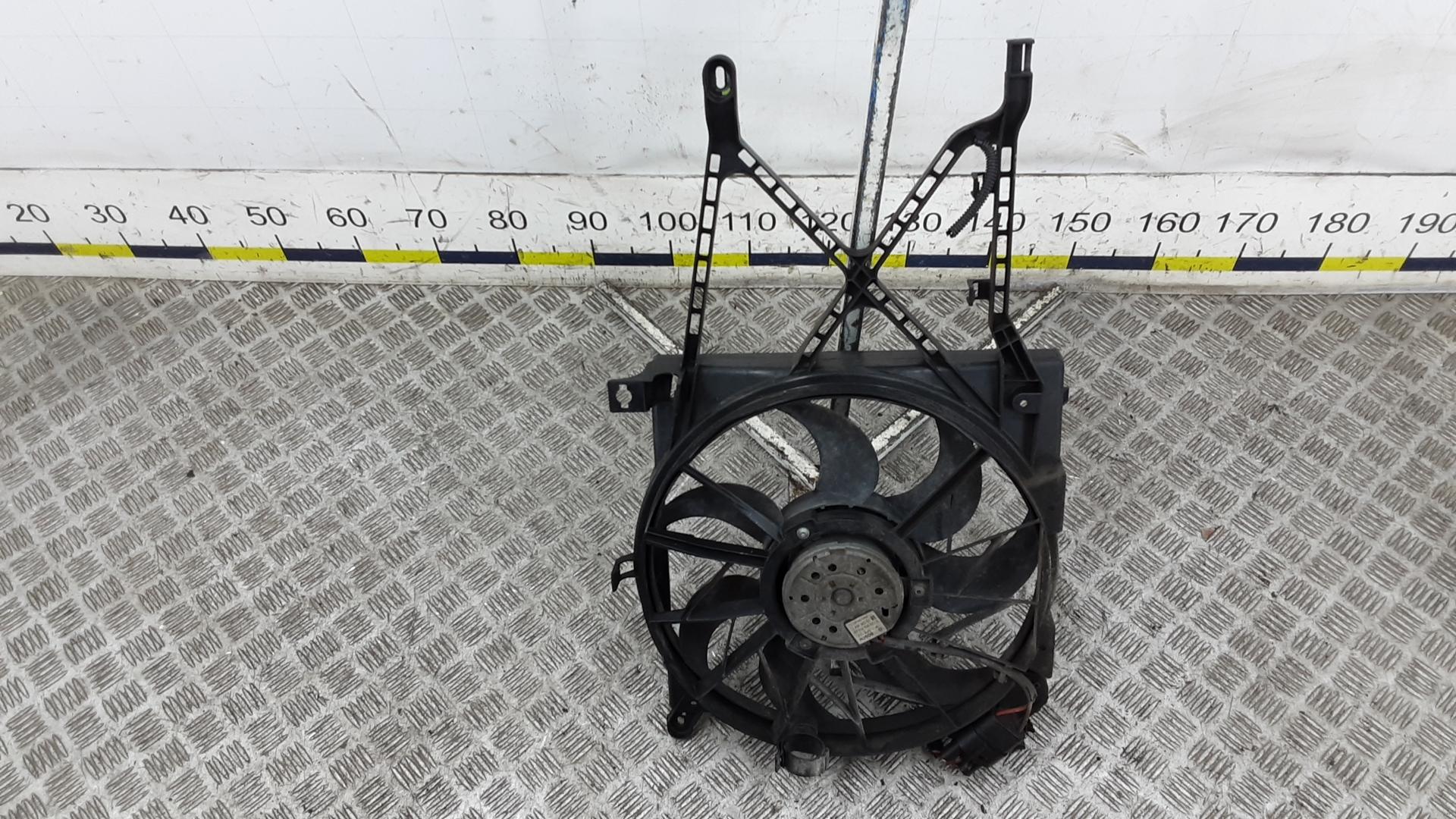 Вентилятор радиатора, OPEL, ASTRA H, 2004
